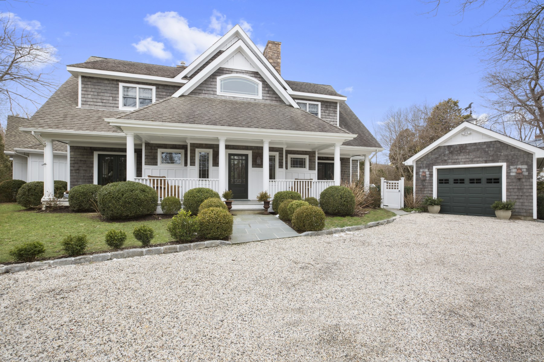 Single Family Home for Rent at Walk To The Village From This To Perfect East Hampton, New York 11937 United States