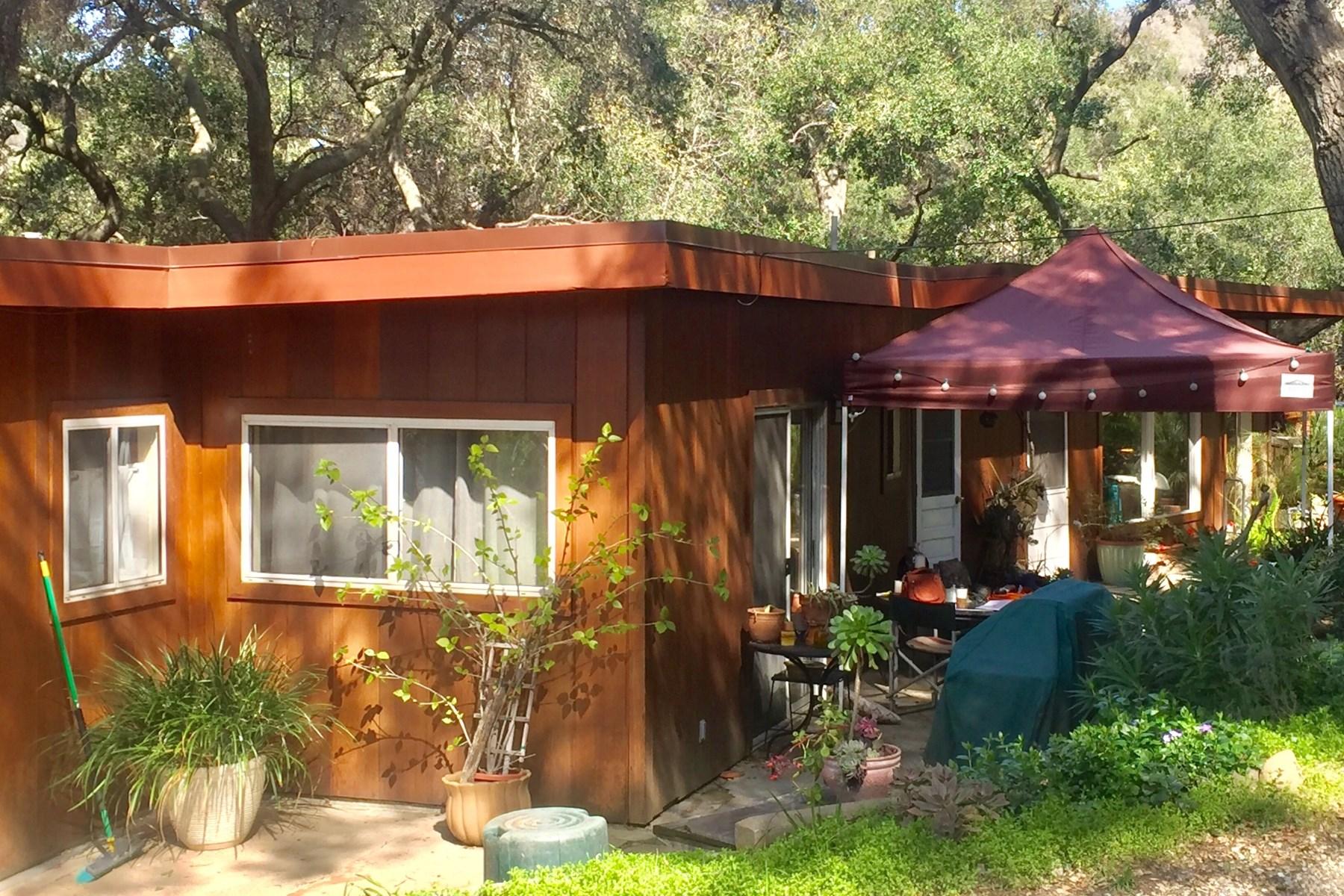 Moradia Multi-familiar para Venda às Topanga Canyon Triplex 1256 North Topanga Canyon Blvd Topanga, Califórnia, 90290 Estados Unidos