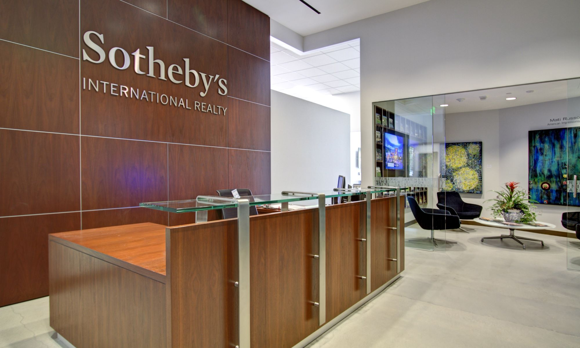 Office Sotheby's International Realty - Pasadena Brokerage Photo