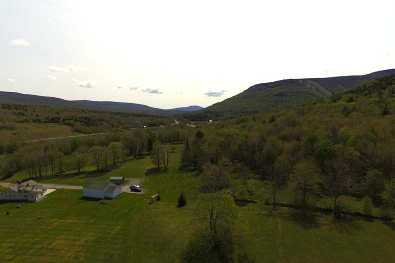 Single Family Home for Sale at 300 Acre Great Northern Catskills Estate 336 Deming Rd Jewett, New York 12444 United States