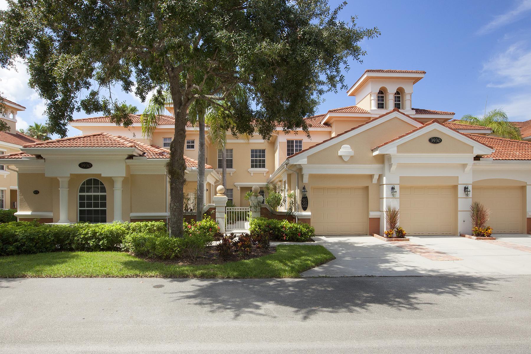 共管式独立产权公寓 为 销售 在 FIDDLER'S CREEK - DEER CROSSING 3930 Deer Crossing Ct 202 Naples, 佛罗里达州 34114 美国