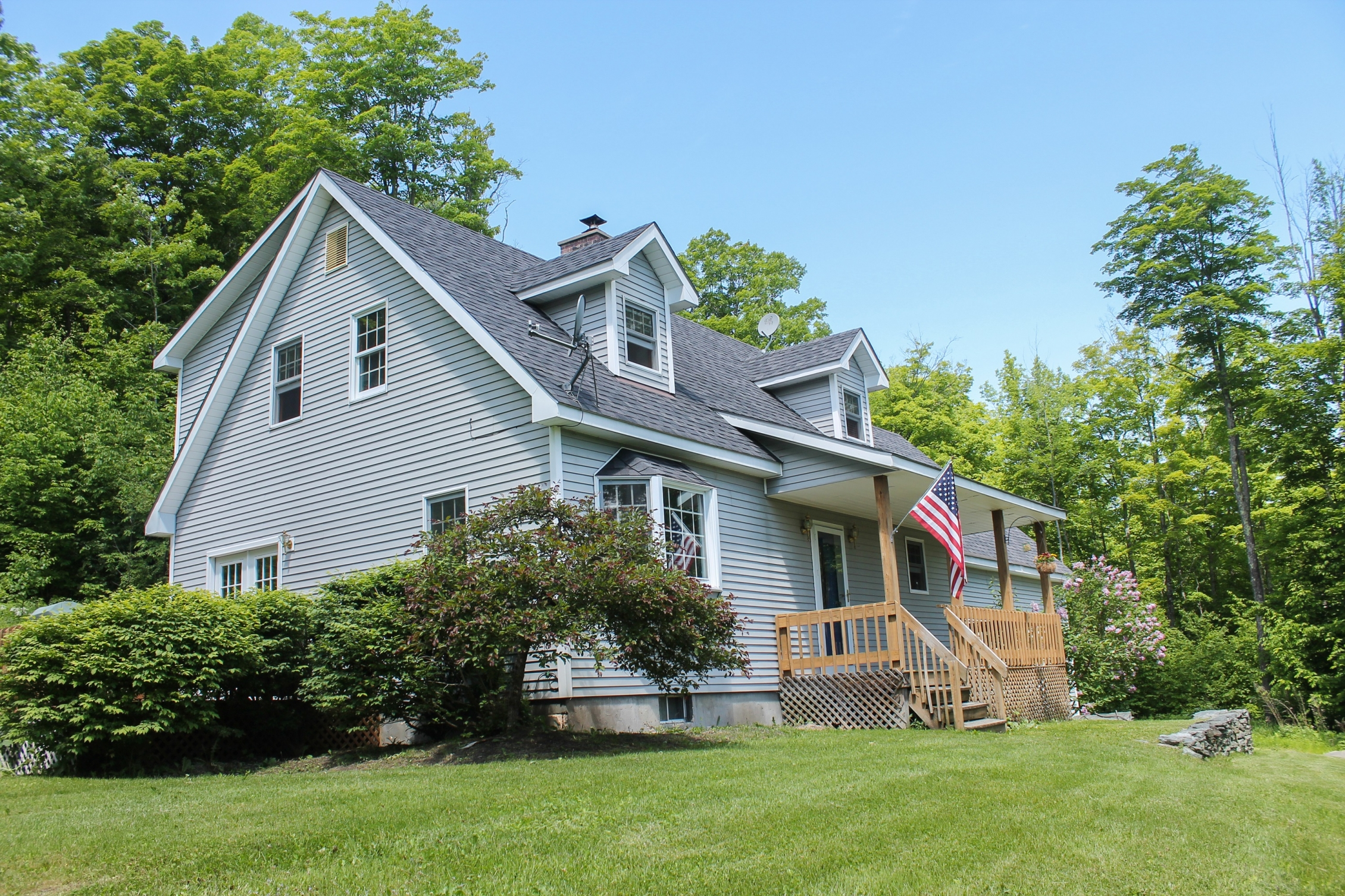 Single Family Home for Sale at 351 Woods, Northfield 351 Woods Rd Northfield, Vermont, 05663 United States