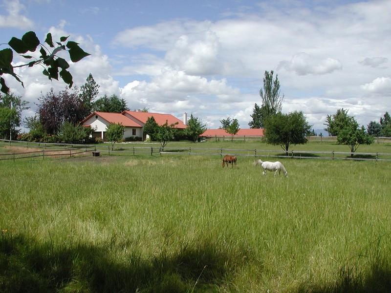 Maison unifamiliale pour l Vente à Stunning Spanish-Style Ranch 283 Liahona Ln Kalispell, Montana, 59901 États-Unis