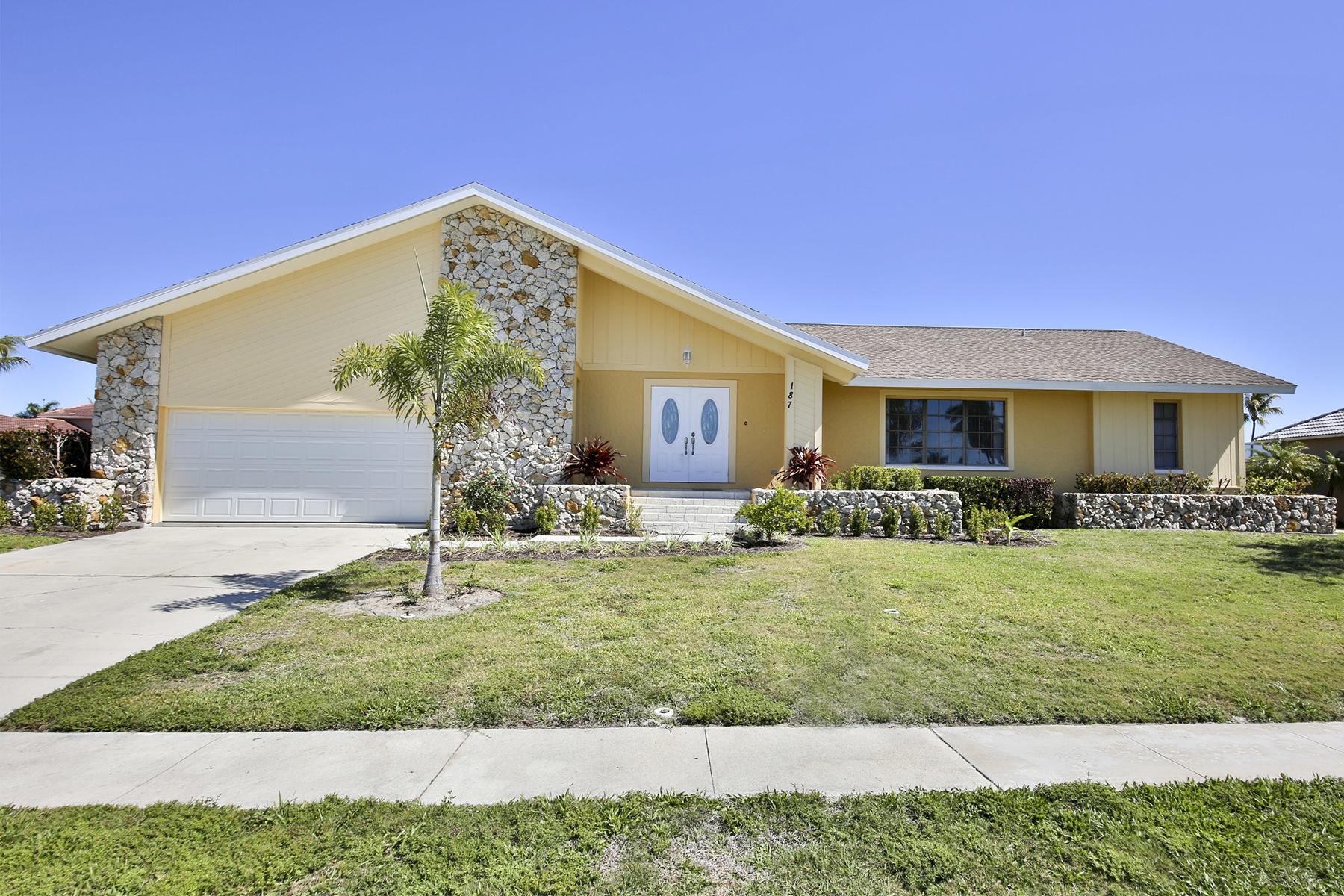 Villa per Vendita alle ore 187 Dan River Ct , Marco Island, FL 34145 187 Dan River Ct Marco Island, Florida 34145 Stati Uniti
