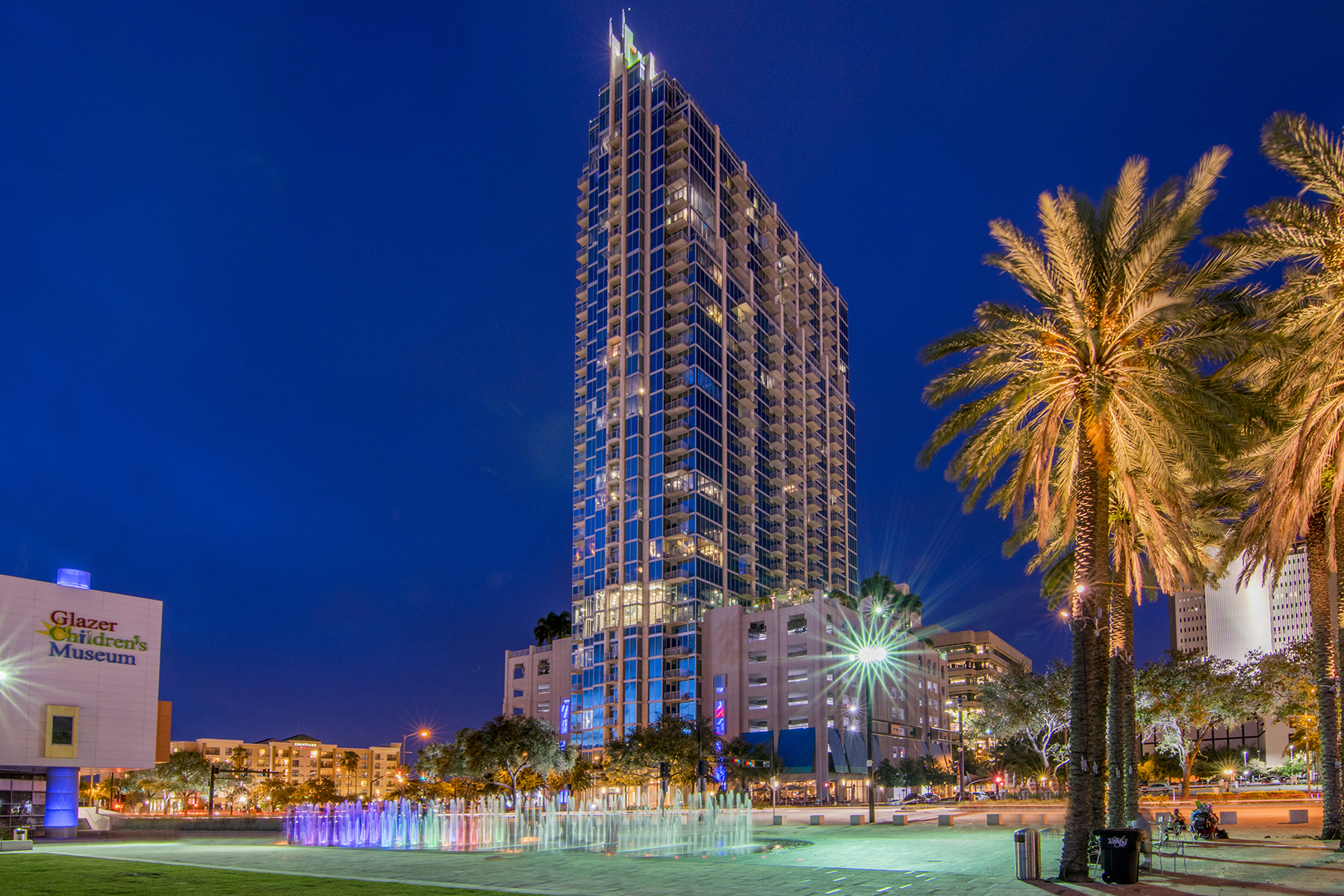 Condominium for Sale at DOWNTOWN TAMPA 777 N Ashley Dr 2613 Tampa, Florida, 33602 United States