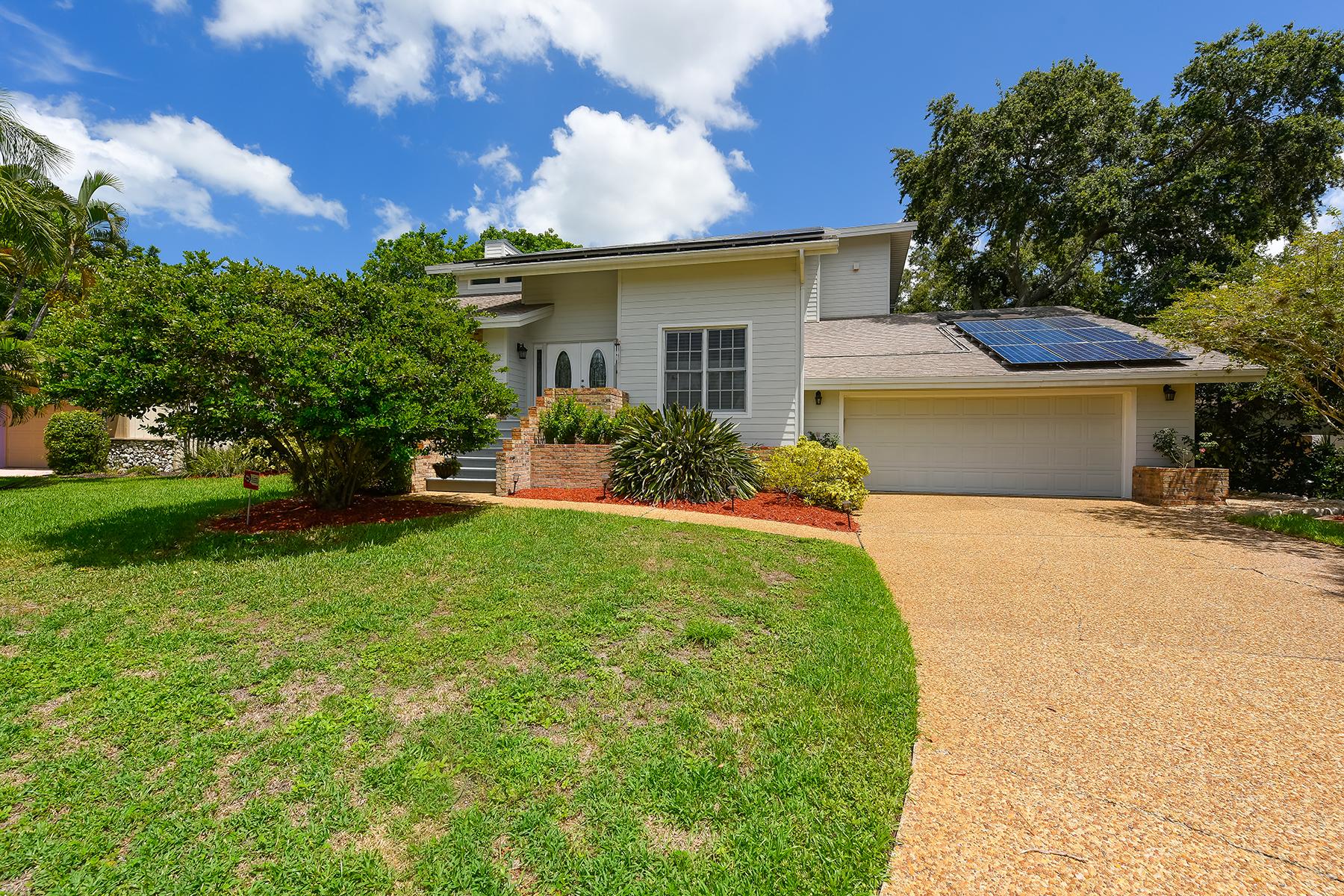 Casa Unifamiliar por un Venta en SIESTA KEY 5352 Siesta Ct Sarasota, Florida, 34242 Estados Unidos