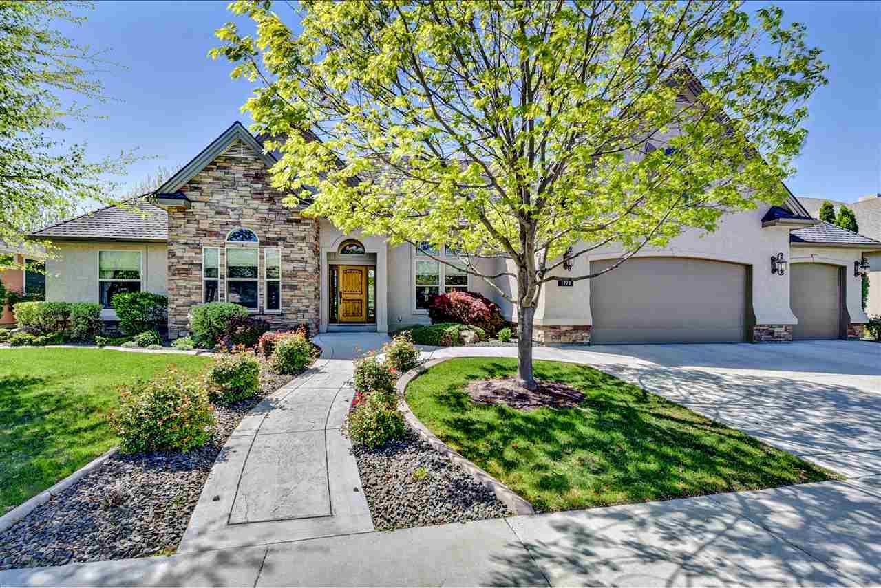 Casa para uma família para Venda às 1773 Whiff, Eagle 1773 W Whiff Eagle, Idaho, 83616 Estados Unidos