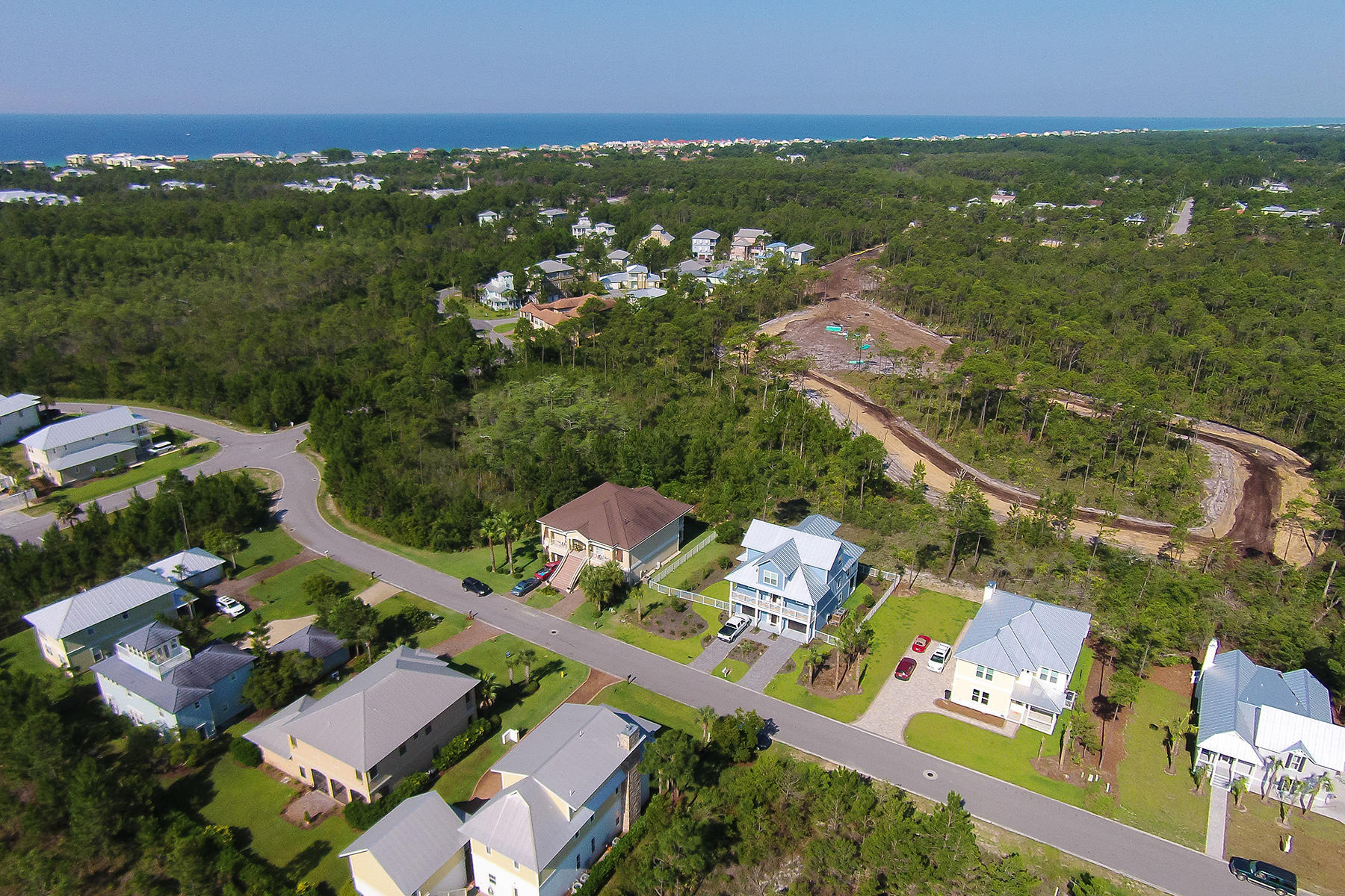 Land for Sale at LOT BACKING TRANQUIL CONSERVATION AREA Lot 47 Breezeway Blvd Santa Rosa Beach, Florida 32459 United States