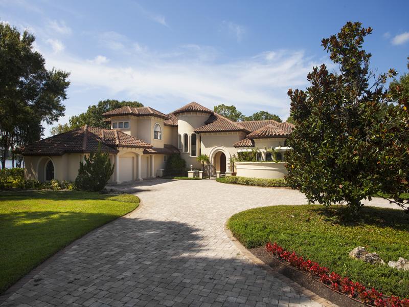 Maison unifamiliale pour l Vente à LAKE KEYSTONE-ODESSA-TAMPA 17608 Bantry Pl Odessa, Florida 33556 États-Unis