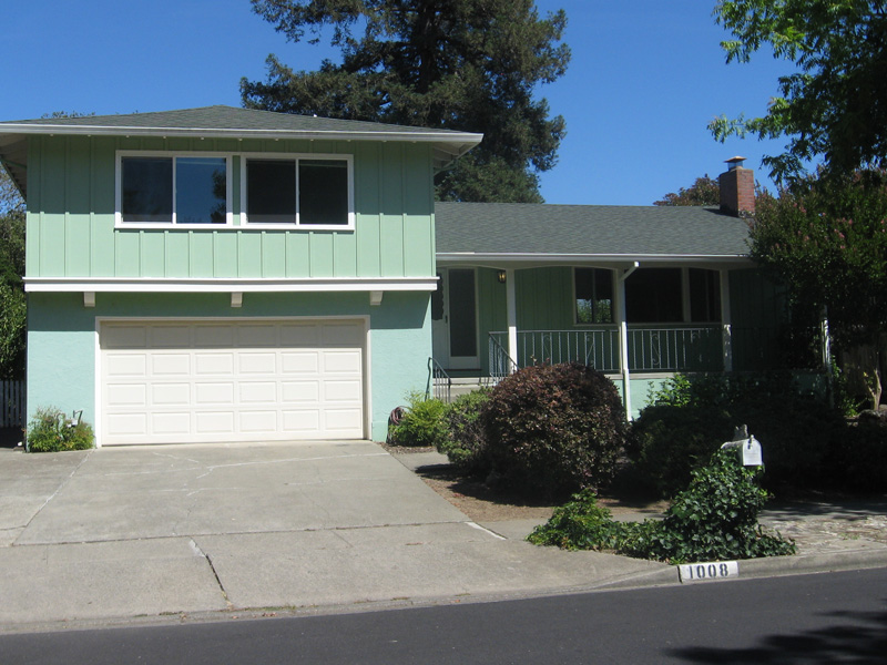 Single Family Home for Sale at 1008 Delbrook Dr, Napa, CA 94558 1008 Delbrook Dr Napa, California 94558 United States