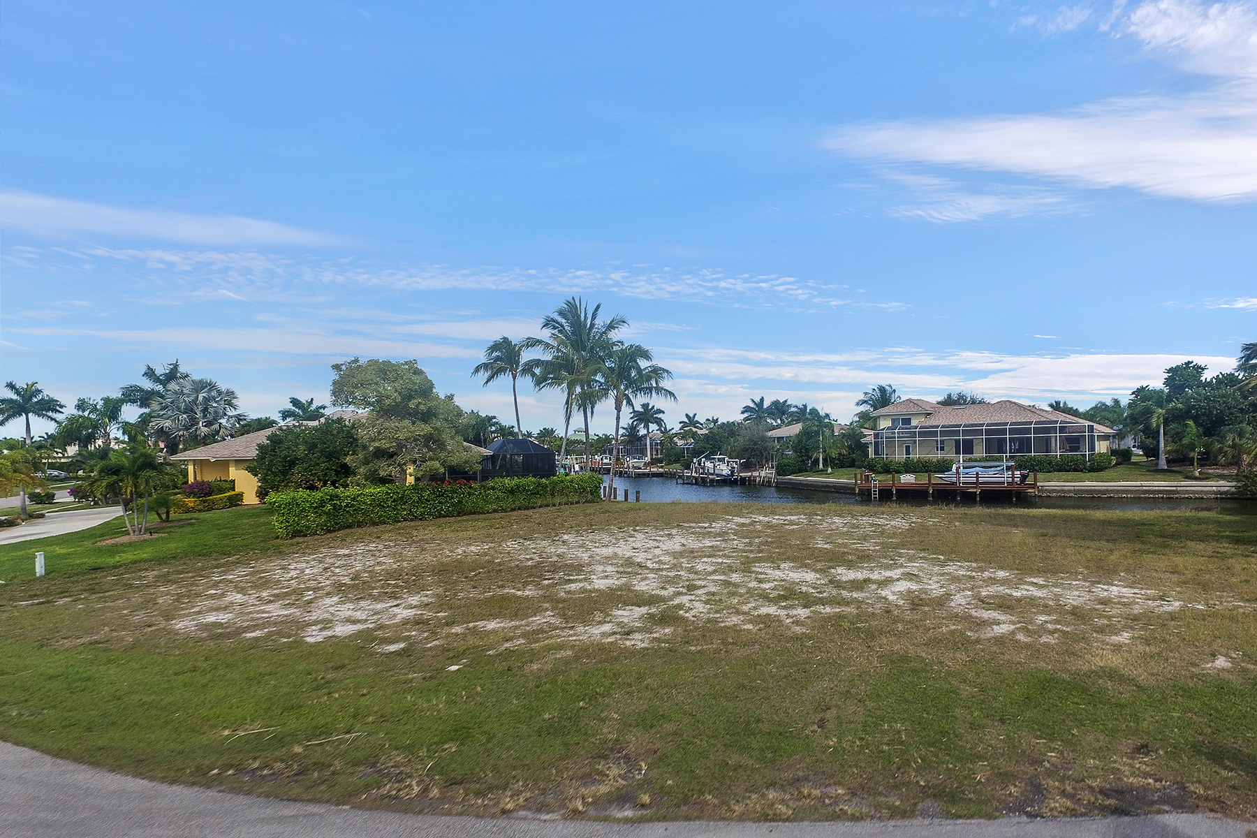 Land for Sale at MARCO ISLAND - MARQUESAS COURT 259 Marquesas Ct Marco Island, Florida, 34145 United States