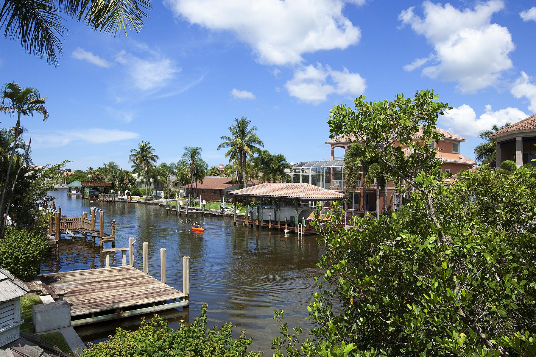 土地 のために 売買 アット VANDERBILT - CONNORS 467 Seagull Ave Naples, フロリダ 34108 アメリカ合衆国