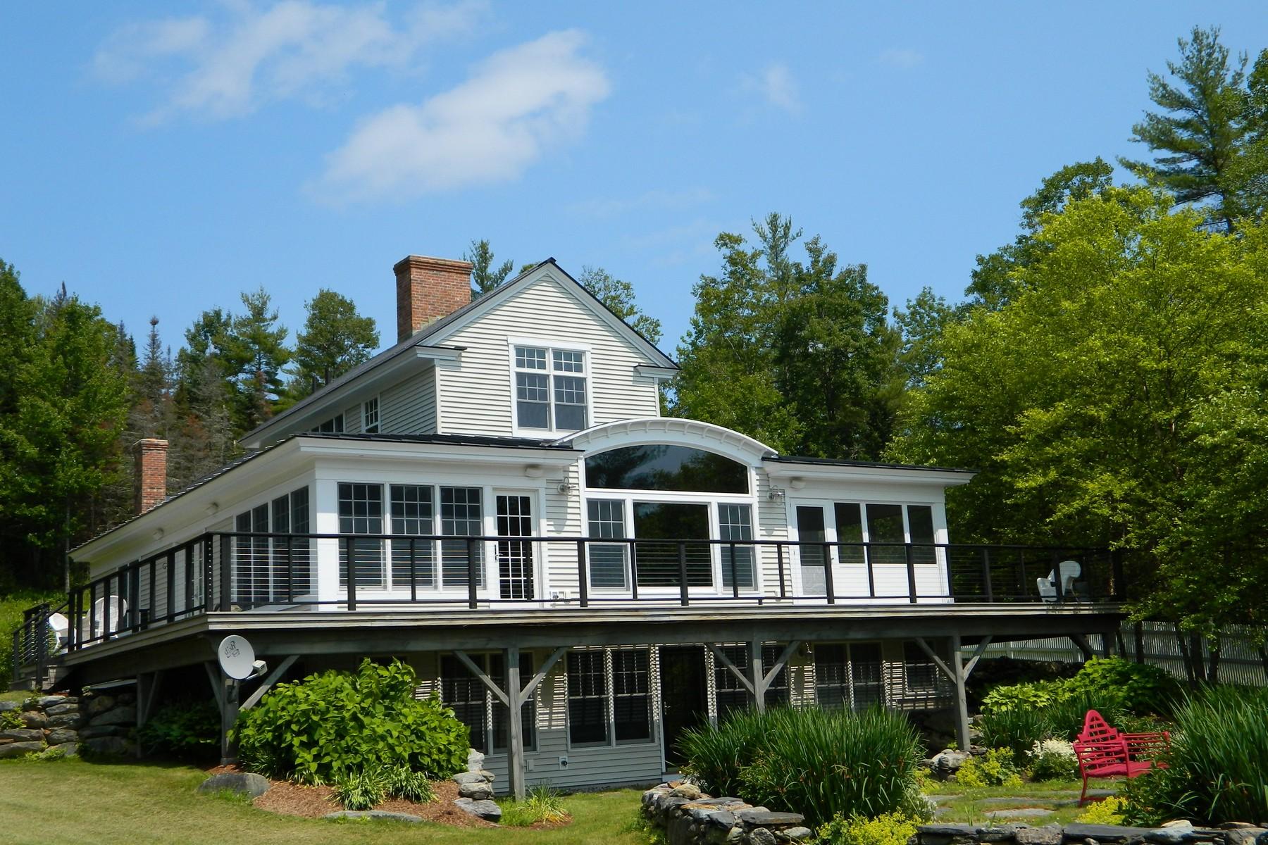 独户住宅 为 销售 在 Star Farm 241 Brook Rd Lyman, 新罕布什尔州 03585 美国