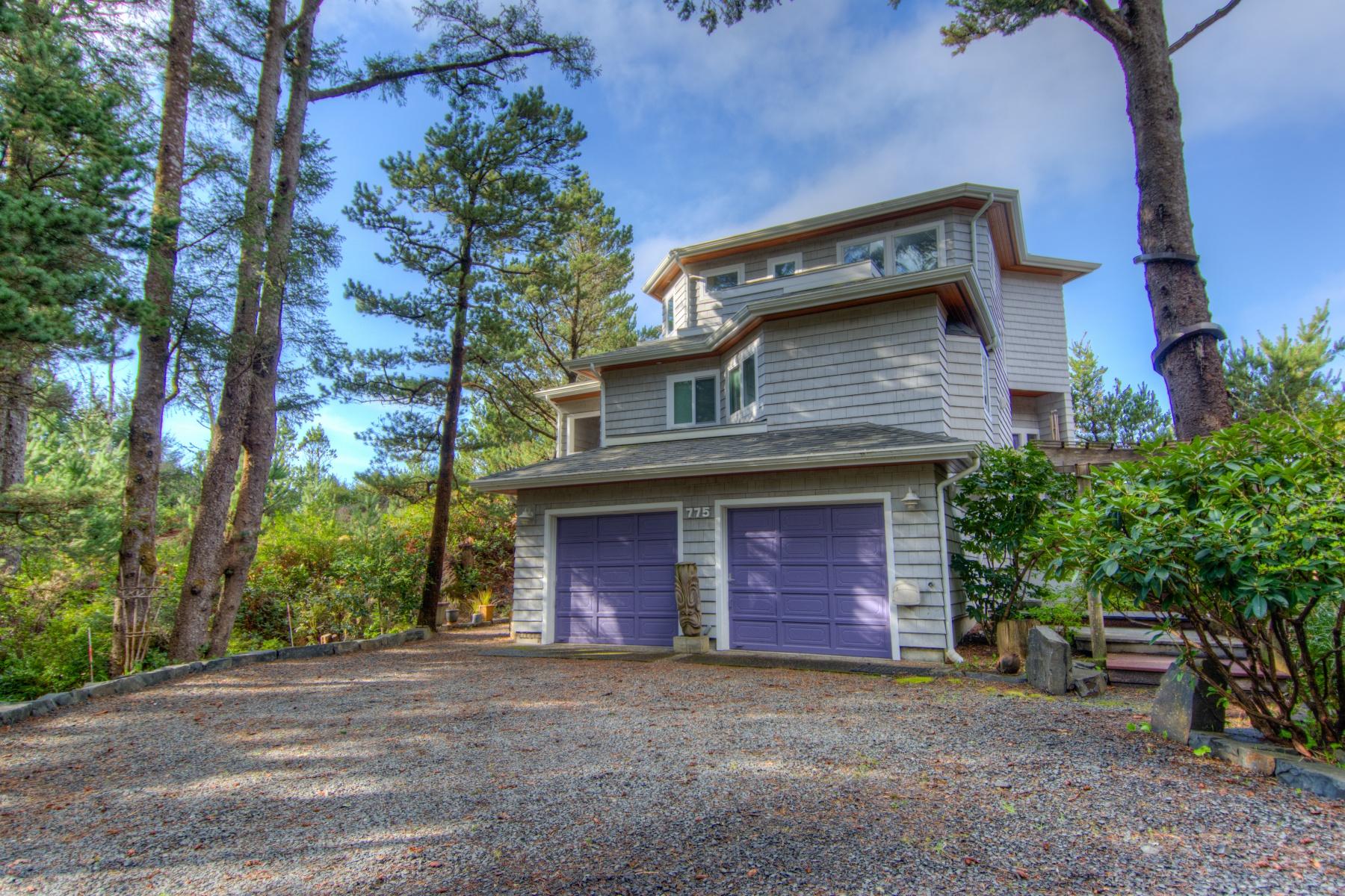Nhà ở một gia đình vì Bán tại 775 CHERRY LN, MANZANITA Manzanita, Oregon, 97130 Hoa Kỳ