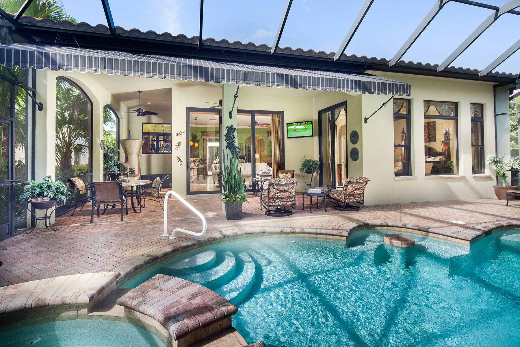 Single Family Home for Sale at 16838 Cabreo Dr , Naples, FL 34110 16838 Cabreo Dr Naples, Florida, 34110 United States