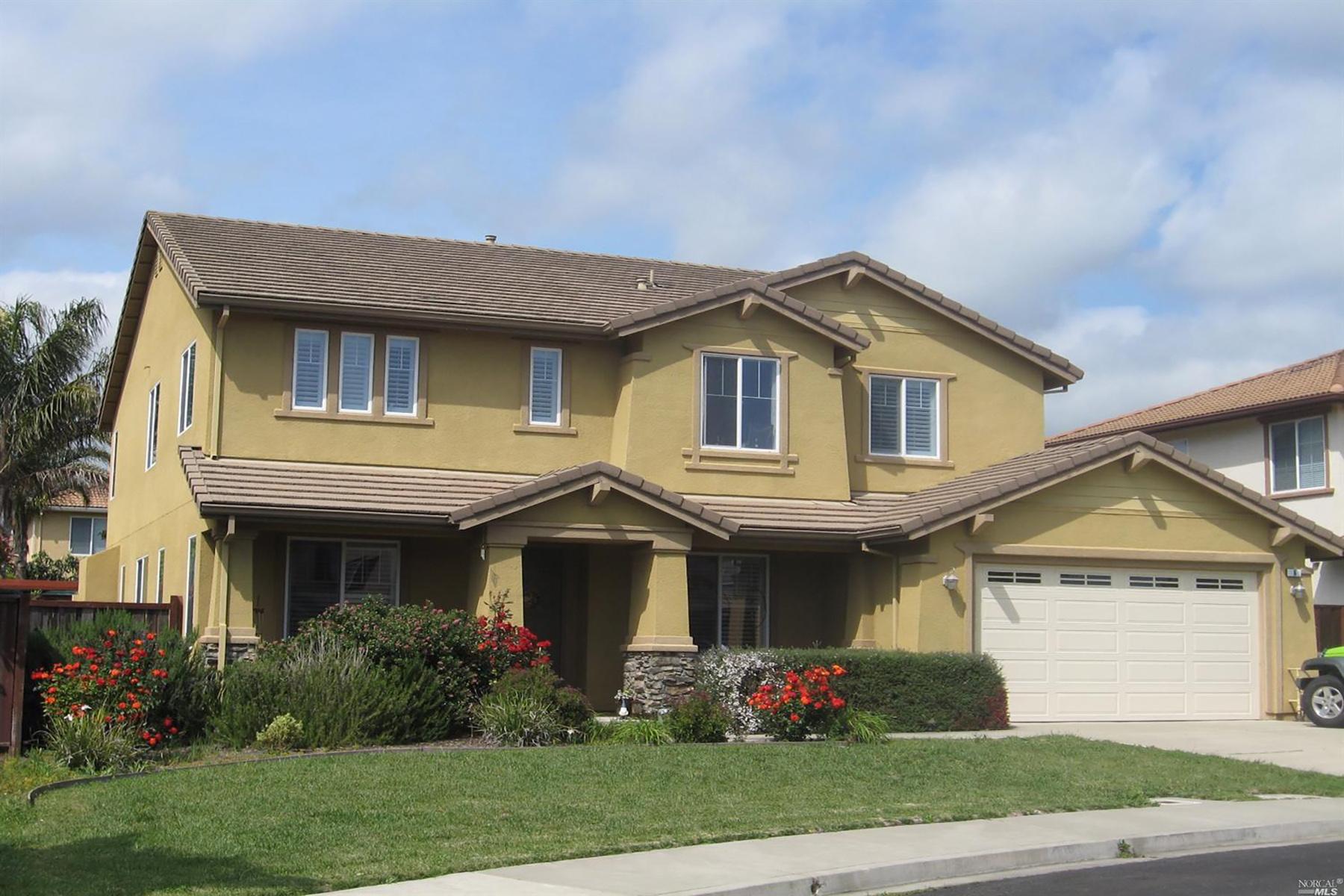 Casa Unifamiliar por un Venta en 6 Bluebell St, American Canyon, CA 94503 6 Bluebell St American Canyon, California, 94503 Estados Unidos