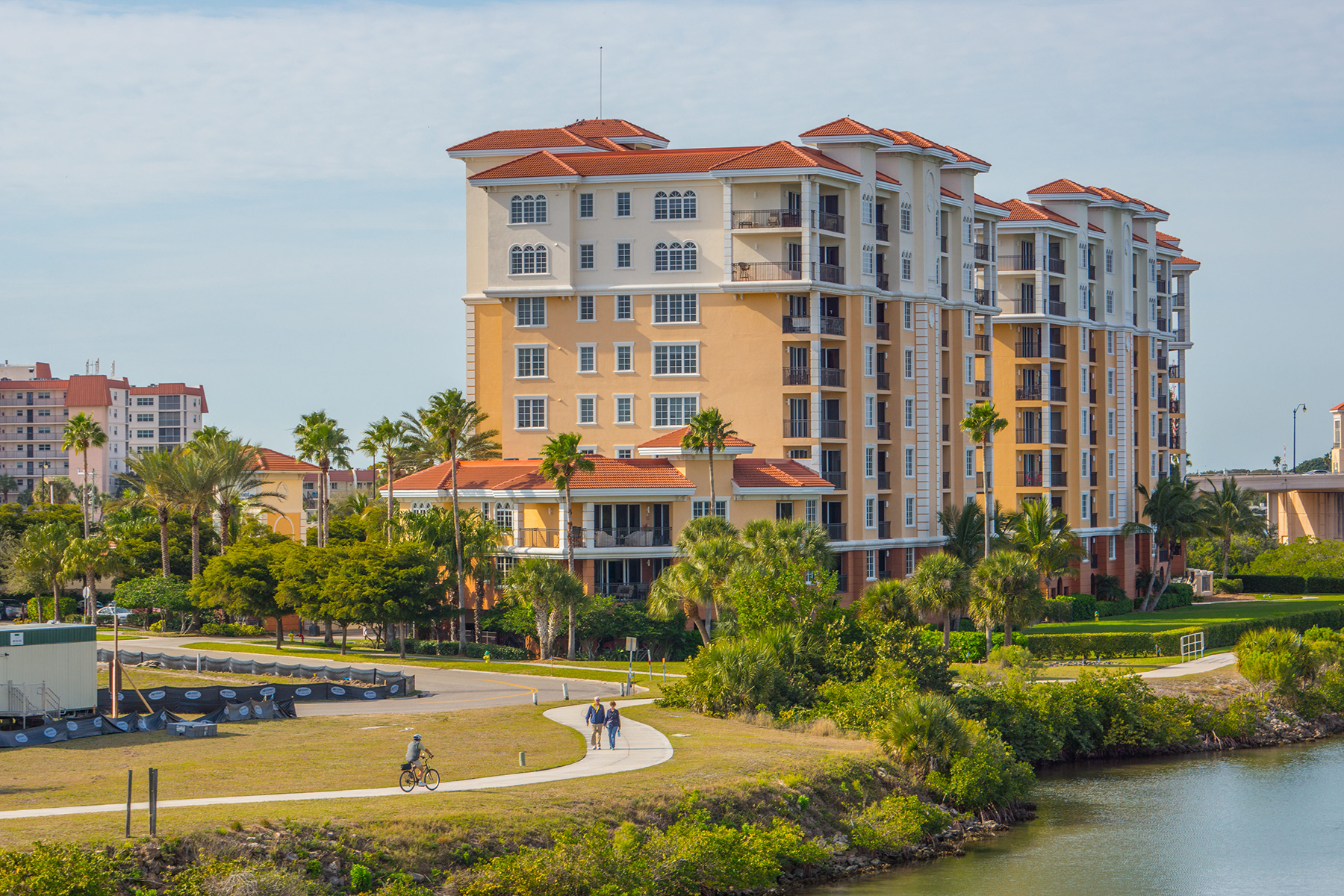 Condominium for Sale at THE WATERFRONT ON VENICE ISLAND 167 Tampa Ave E 712 Venice, Florida, 34285 United States