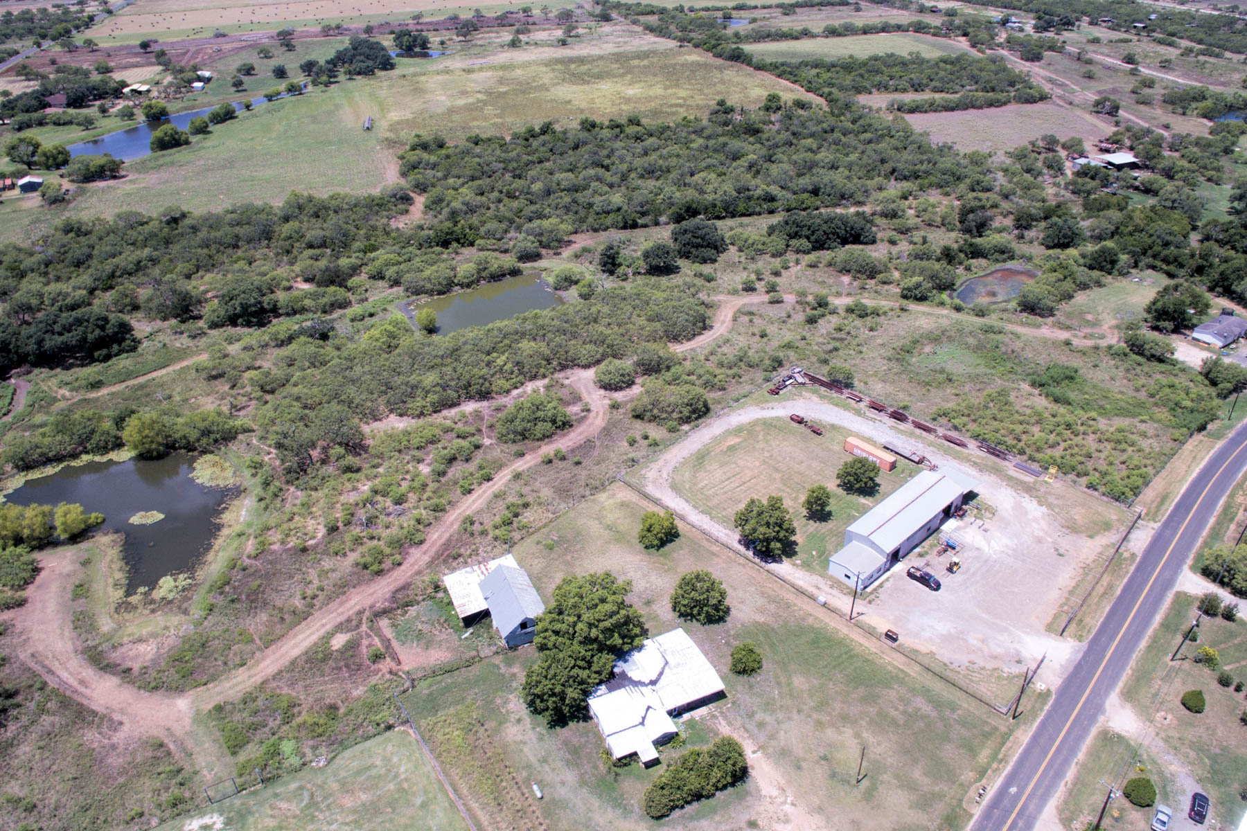 Additional photo for property listing at Spread Out on This 17.57+- Acre Lot 8259 Gardner Rd San Antonio, Texas 78263 United States