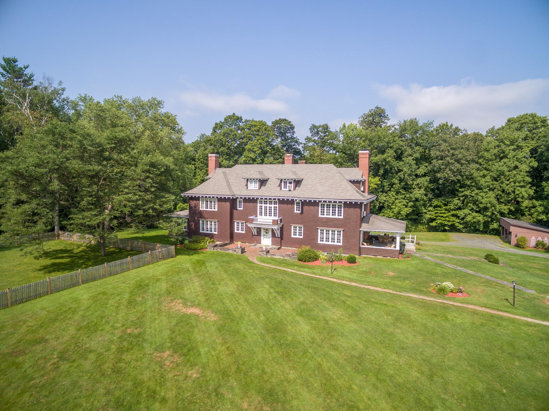 Maison unifamiliale pour l Vente à 231 Platt Rd, Cornish Cornish, New Hampshire 03745 États-Unis