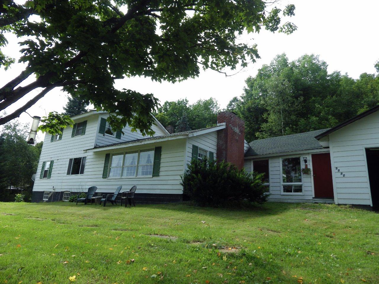 獨棟家庭住宅 為 出售 在 Garfield Road 5537 Garfield Rd Hyde Park, 佛蒙特州 05655 美國