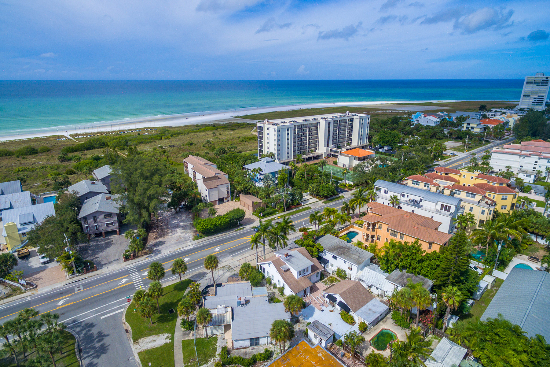 Land for Sale at SIESTA BEACH 459 Beach Rd 15 Sarasota, Florida, 34242 United States