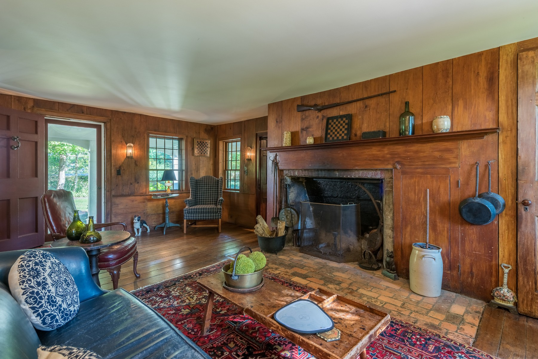 Additional photo for property listing at Historic Home on 114 Acres 4065  Pompey Hollow Rd Cazenovia, Нью-Йорк 13035 Соединенные Штаты