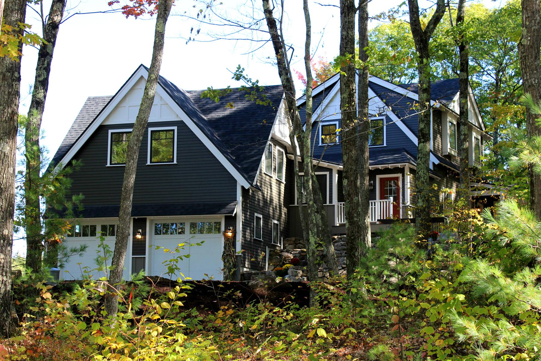 단독 가정 주택 용 매매 에 8 Peaked Hill Road, Ashland 8 Peaked Hill Rd Ashland, 뉴햄프셔, 03217 미국
