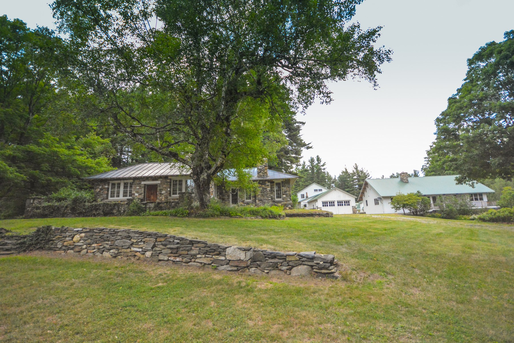 Single Family Home for Sale at 348 Staver Road, Marlboro 348 Staver Rd Marlboro, Vermont, 05344 United States