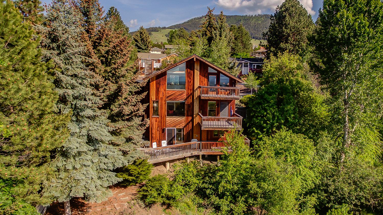 Casa para uma família para Venda às 807 Continental Way 807 Continental Way Missoula, Montana, 59803 Estados Unidos