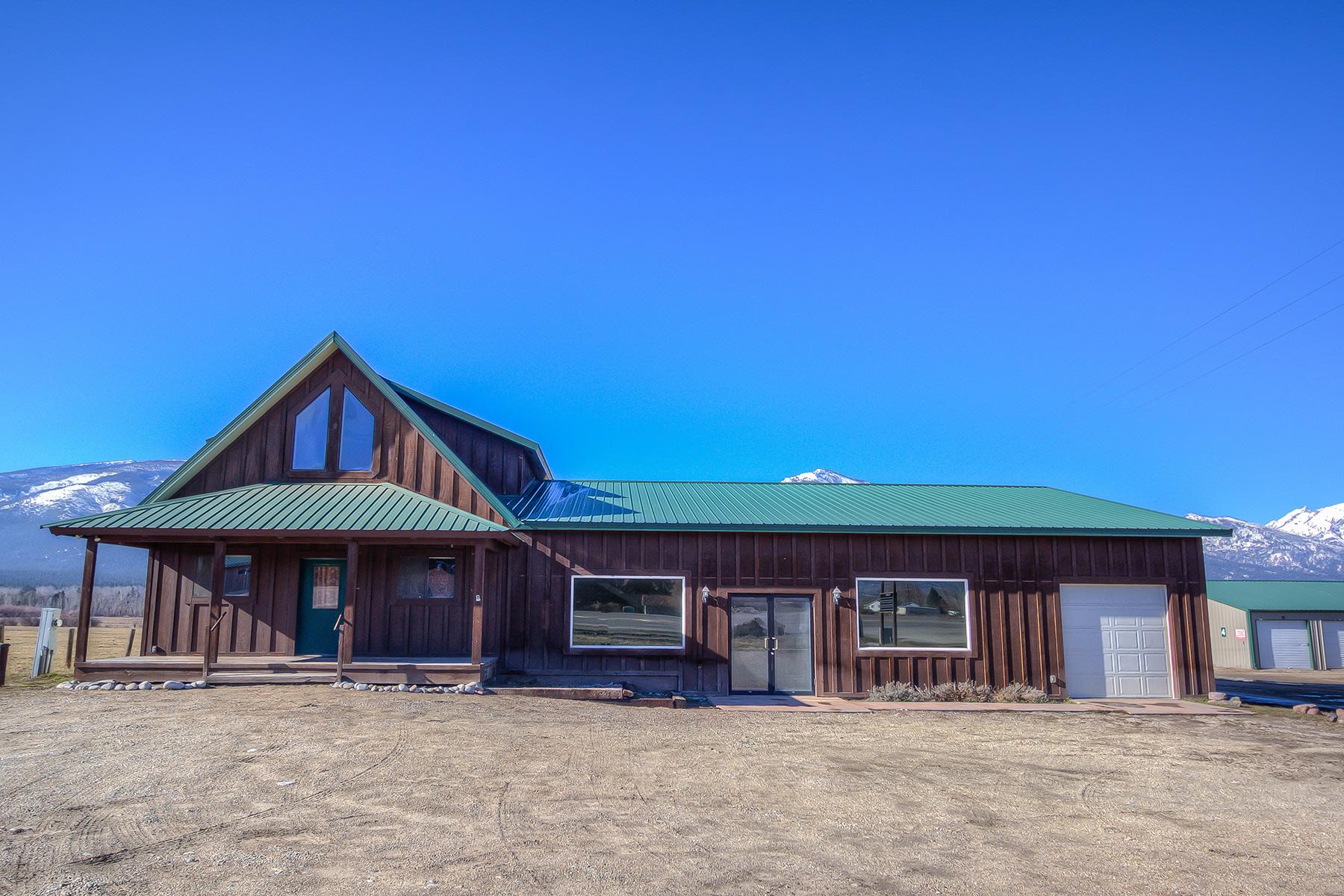 Einfamilienhaus für Verkauf beim 99 Lost Lamb Lane 99 Lost Lamb Rd Hamilton, Montana, 59840 Vereinigte Staaten