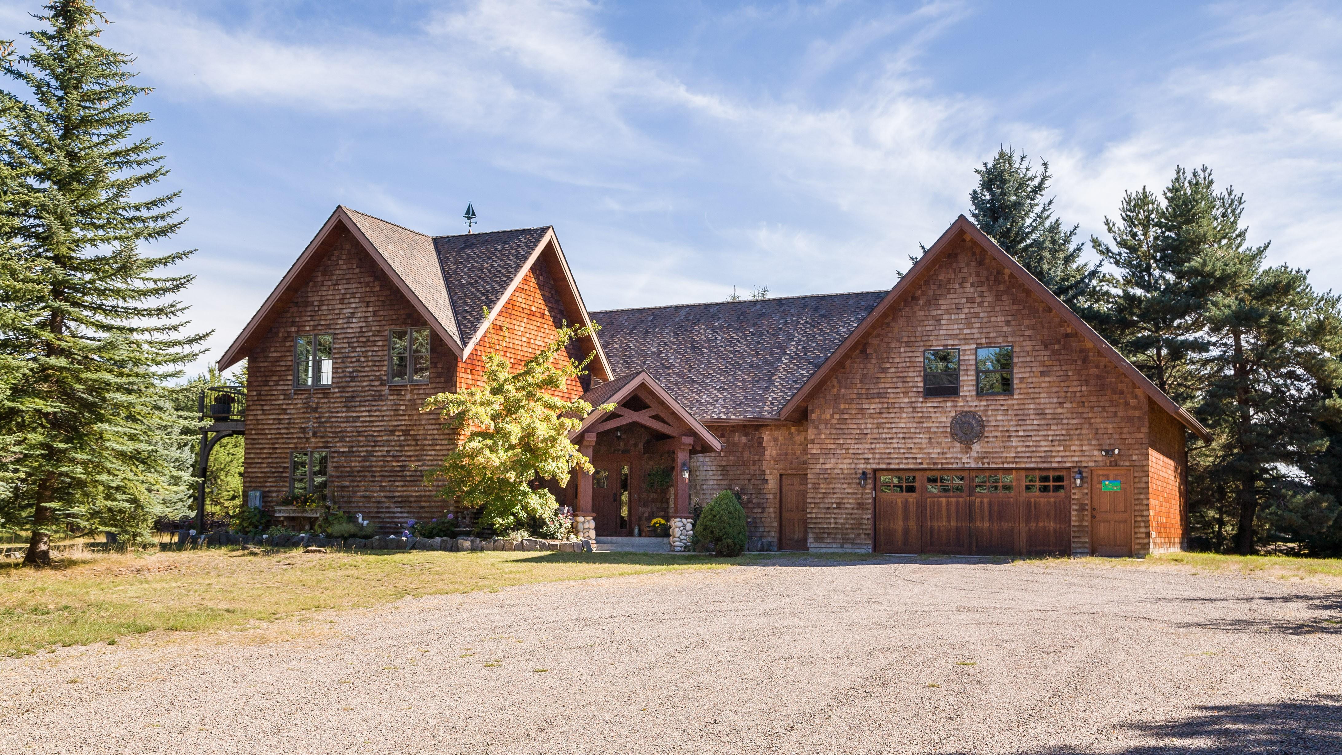 Villa per Vendita alle ore 1310 Mccaffery Rd , Bigfork, MT 59911 1310 Mccaffery Rd Bigfork, Montana, 59911 Stati Uniti