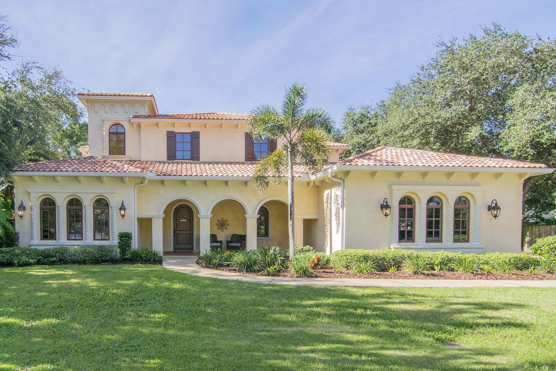 Maison unifamiliale pour l Vente à SOUTH TAMPA 4314 W Jetton Ave Tampa, Florida 33629 États-Unis