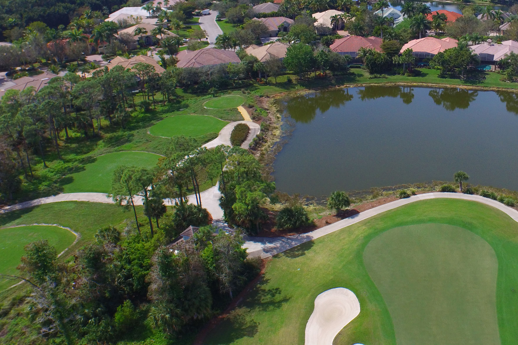 Maison unifamiliale pour l Vente à FIDDLER'S CREEK - MULBERRY 7646 Mulberry Ln Naples, Florida 34114 États-Unis