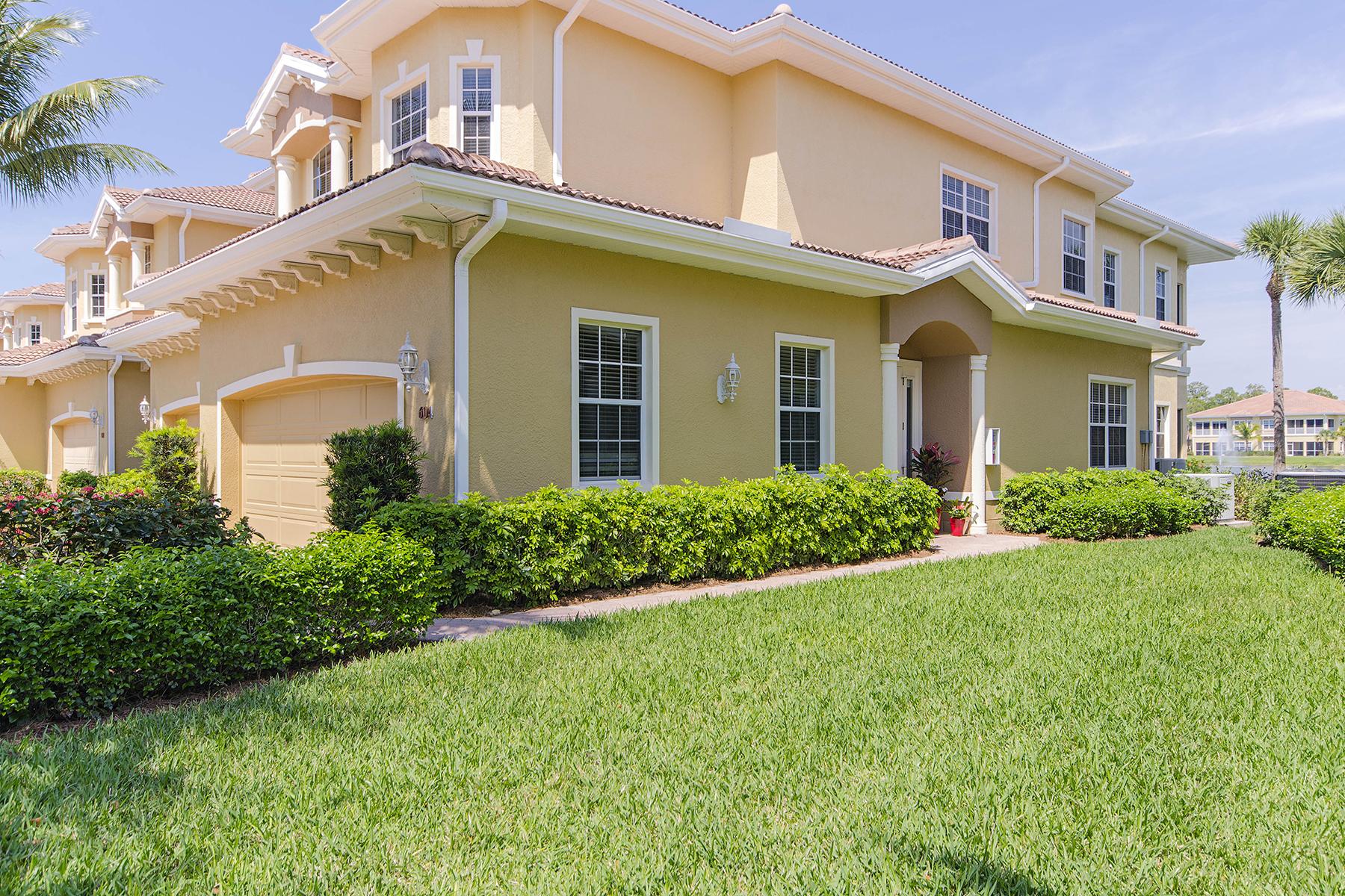 콘도미니엄 용 매매 에 LEMURIA 7124 Lemuria Cir 6-604 Naples, 플로리다 34109 미국