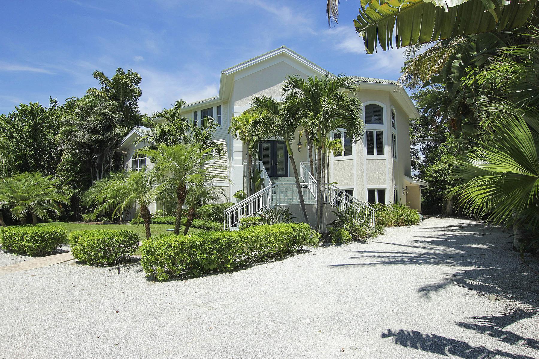 独户住宅 为 销售 在 16447 Captiva Dr , Captiva, FL 33924 16447 Captiva Dr 科帕奇, 佛罗里达州, 33924 美国