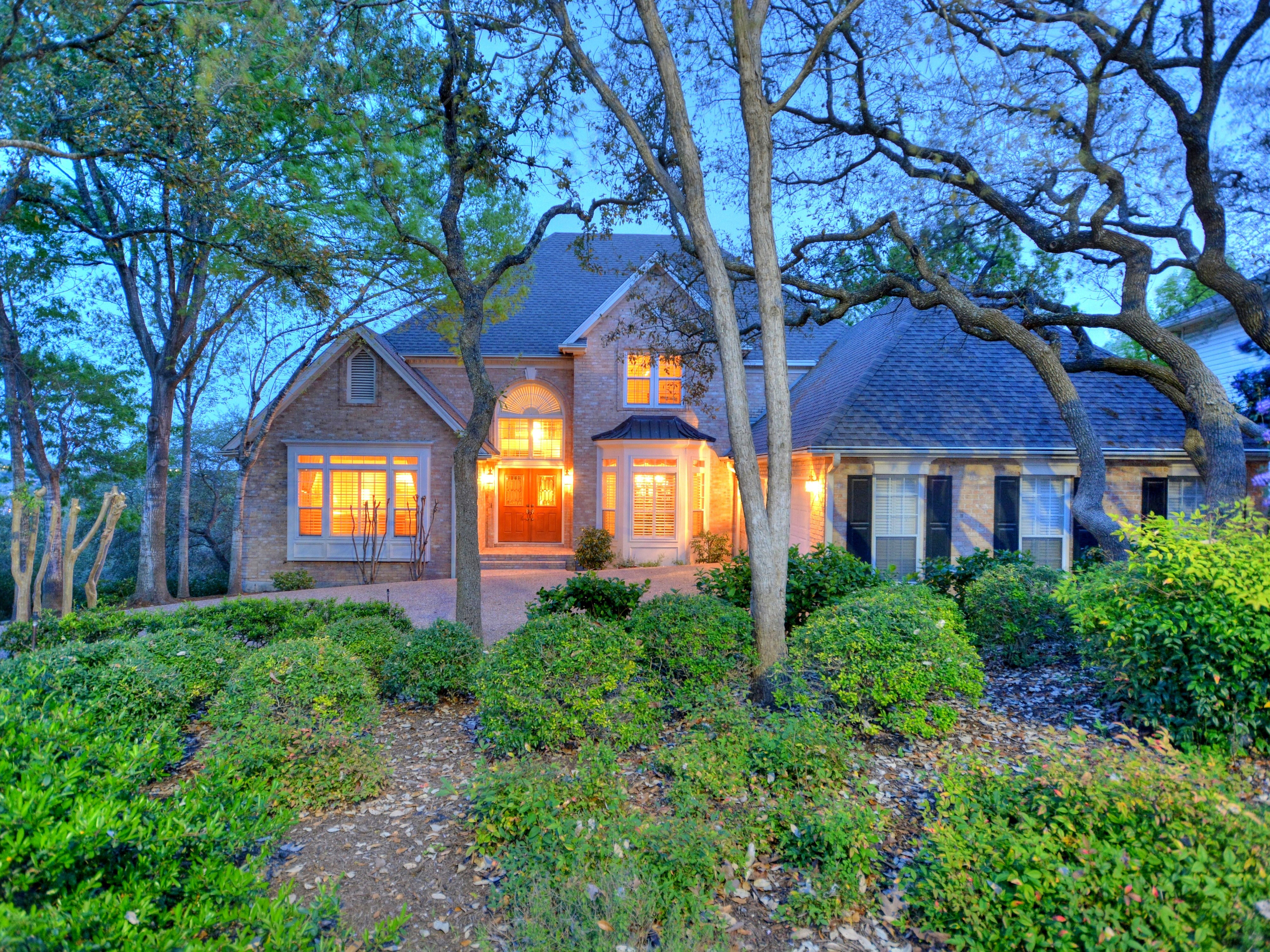 Single Family Home for Sale at Cat Mountian Home with Gorgeous Lake Austin Views 4703 Lookout Mountain Cv Austin, Texas 78731 United States