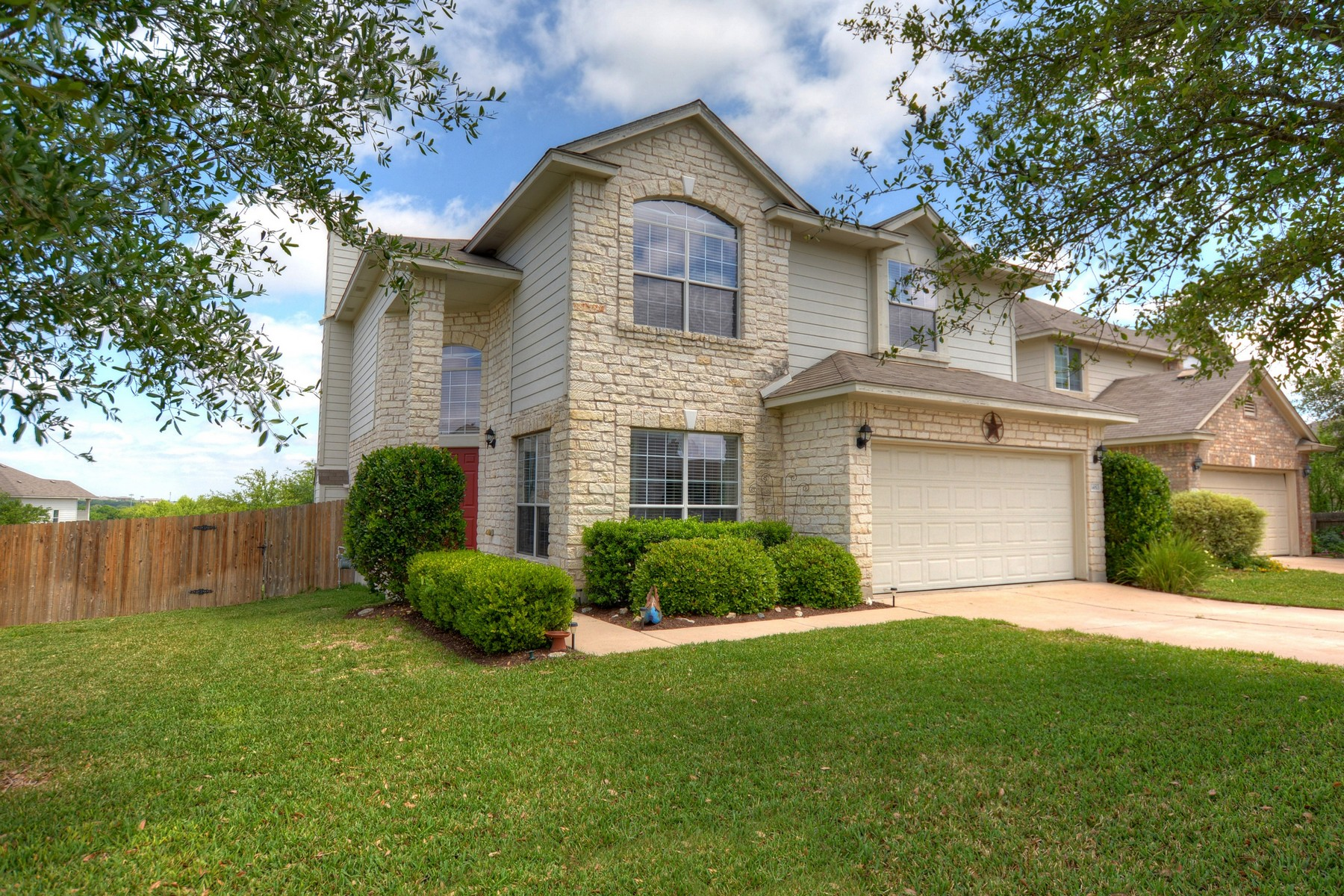 Single Family Home for Sale at Great Location in Avery Ranch 14813 La Llorona Ln Austin, Texas 78717 United States