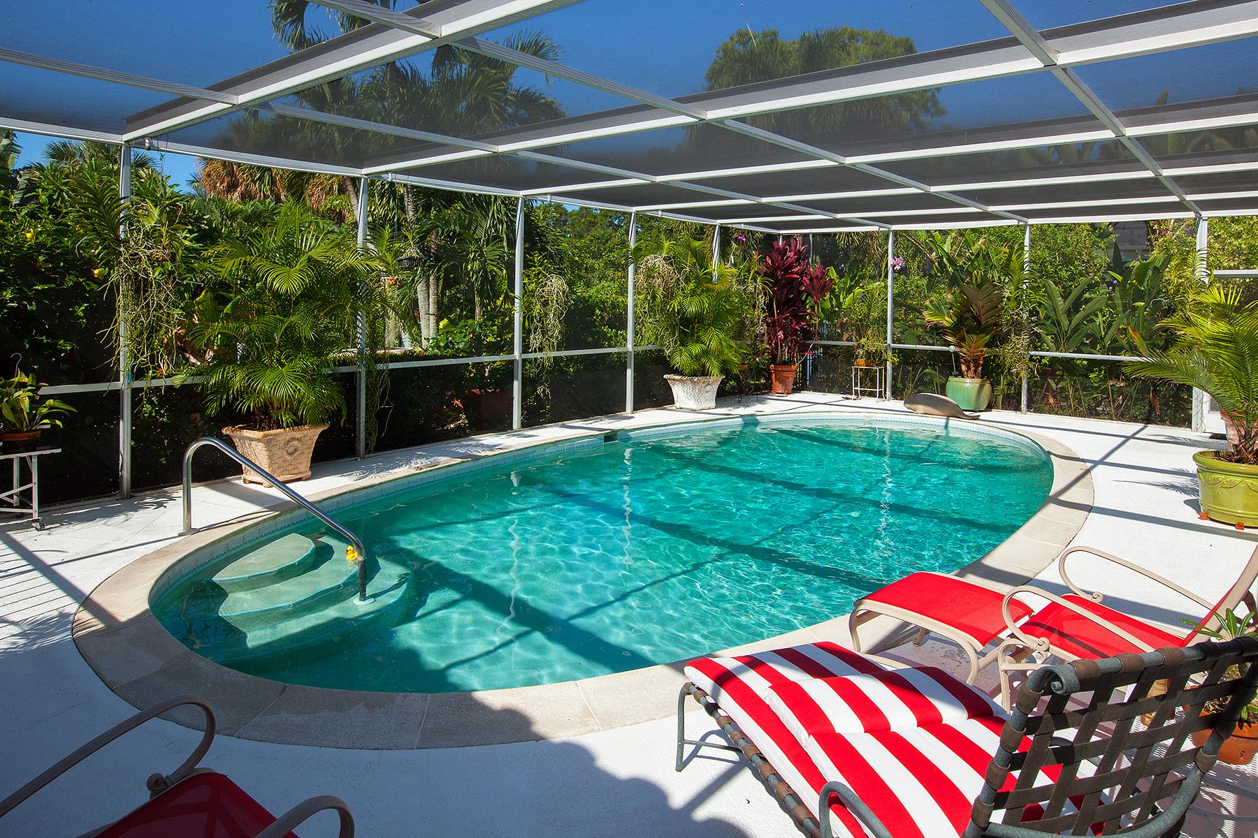 Tek Ailelik Ev için Satış at MARCO ISLAND - LUDLOW ROAD 1575 Ludlow Rd Marco Island, Florida 34145 Amerika Birleşik Devletleri