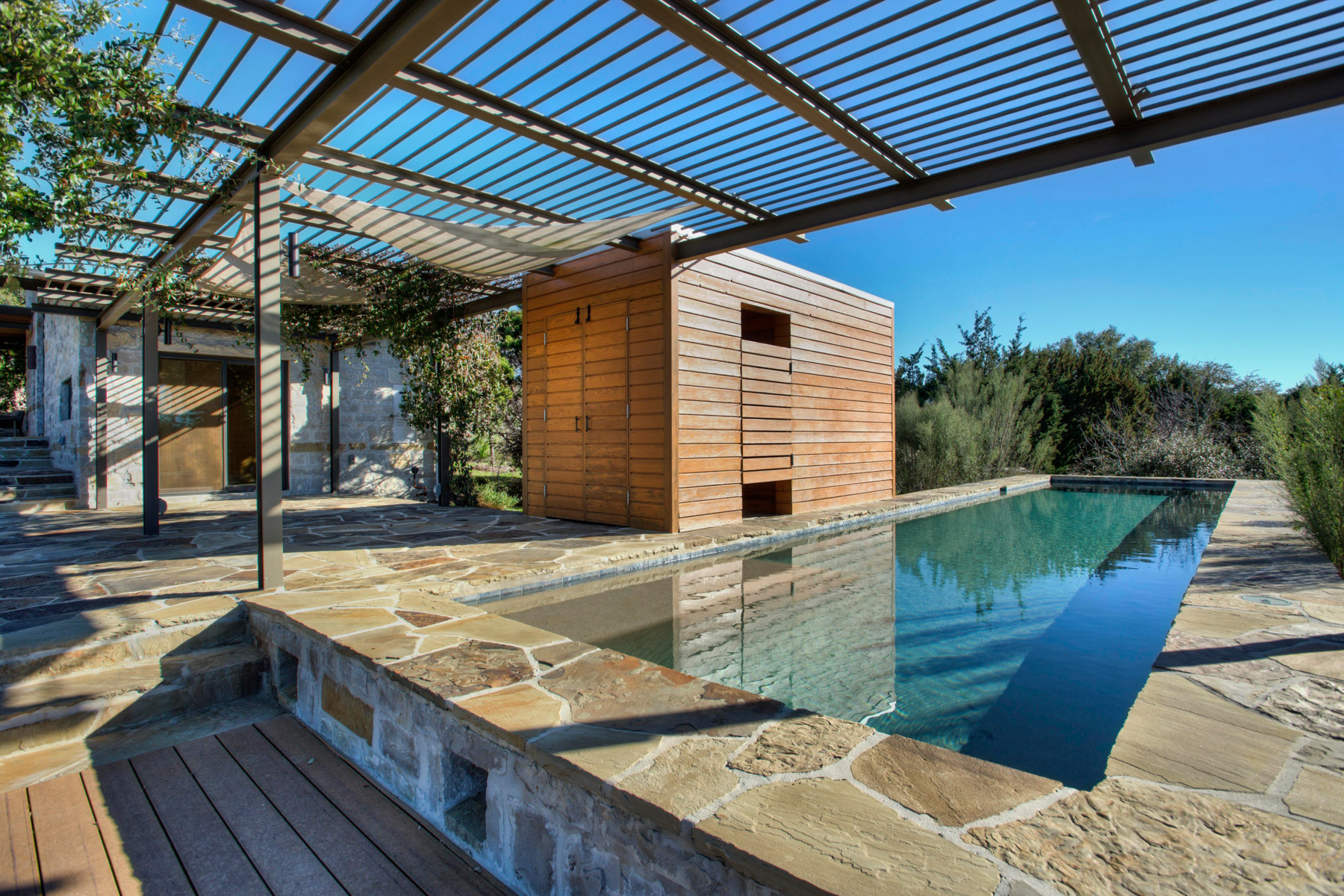 Additional photo for property listing at Stunning Contemporary Masterpiece 25053 Black Crk San Antonio, Texas 78257 United States