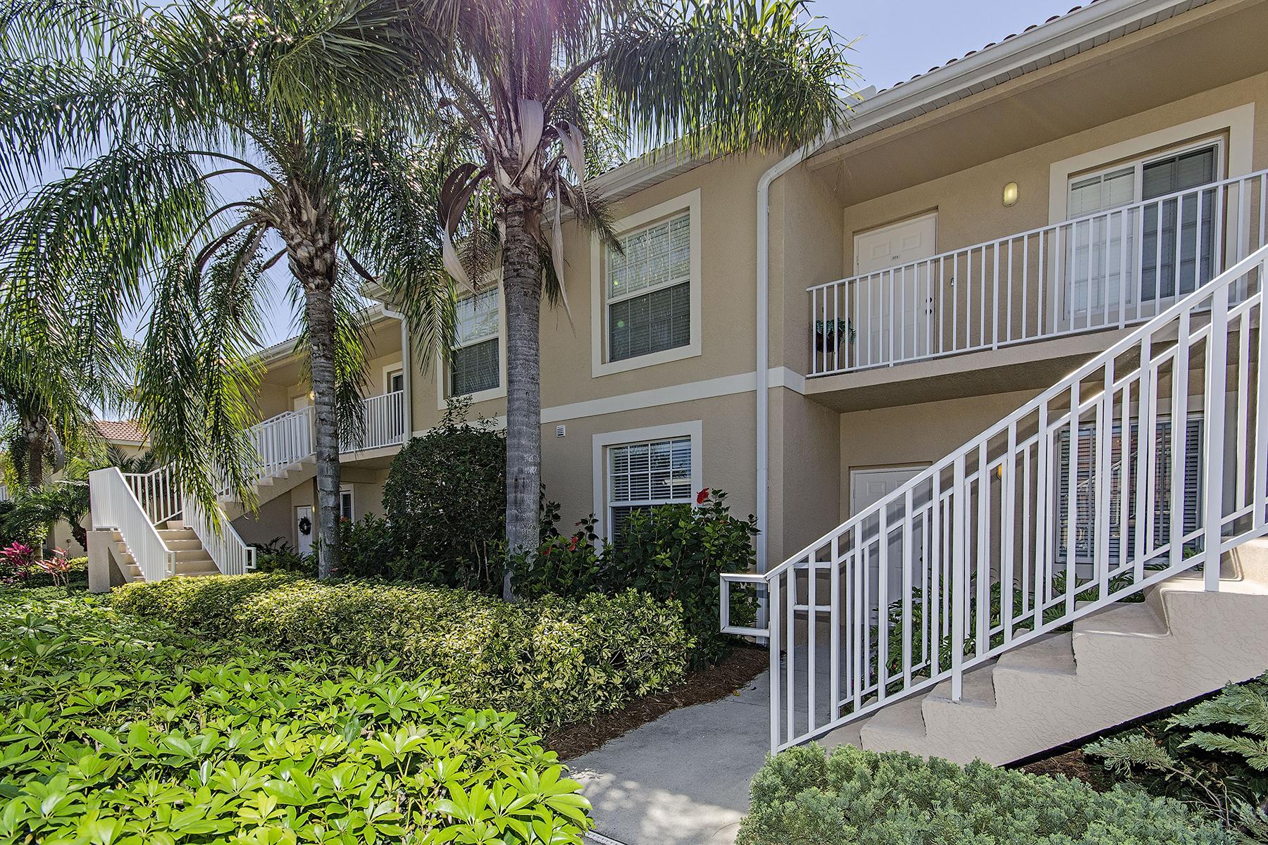 共管式独立产权公寓 为 销售 在 CYPRESS WOODS - CYPRESS TRACE 2875 Cypress Trace Cir 8-103 Naples, 佛罗里达州 34119 美国