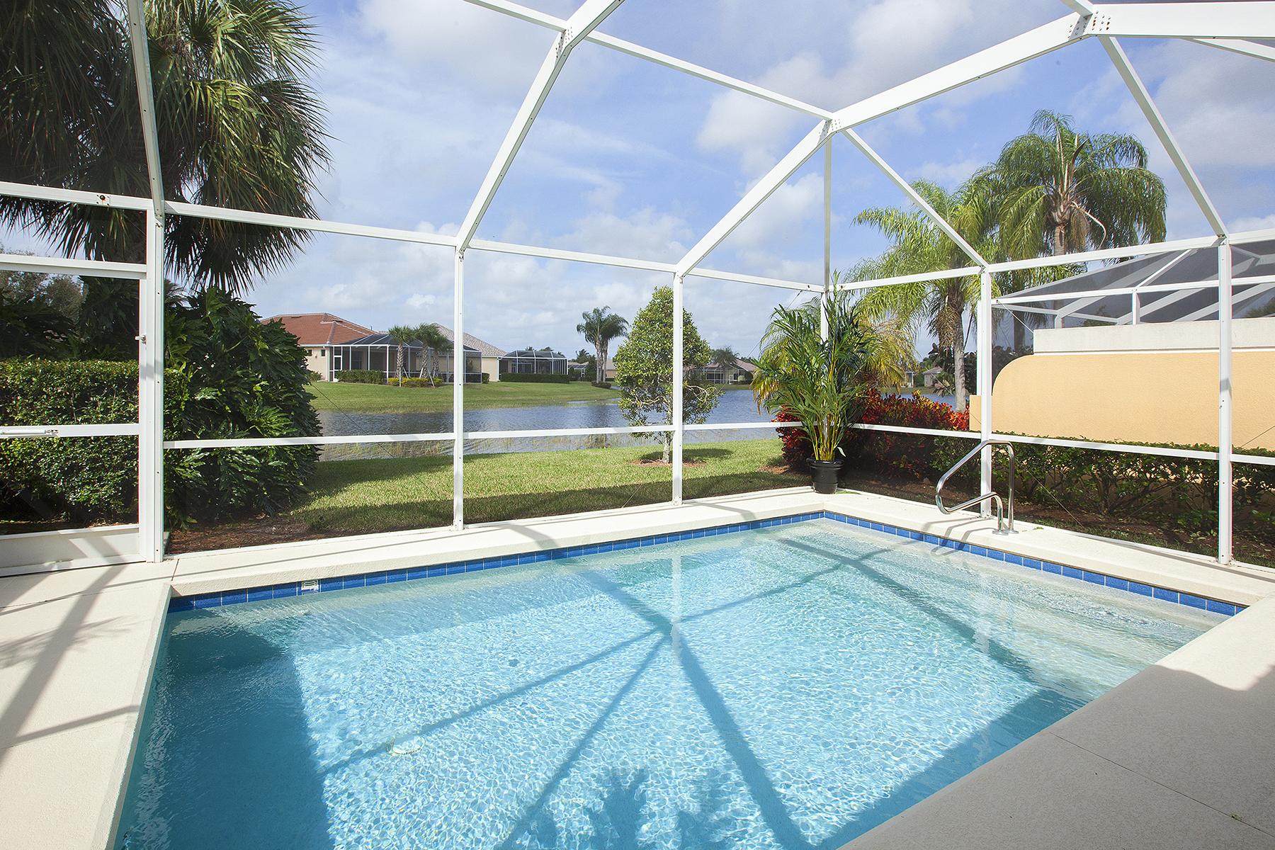 Residência urbana para Venda às NAPLES - VERONA WALK 7127 Marconi Ct Naples, Florida 34114 Estados Unidos