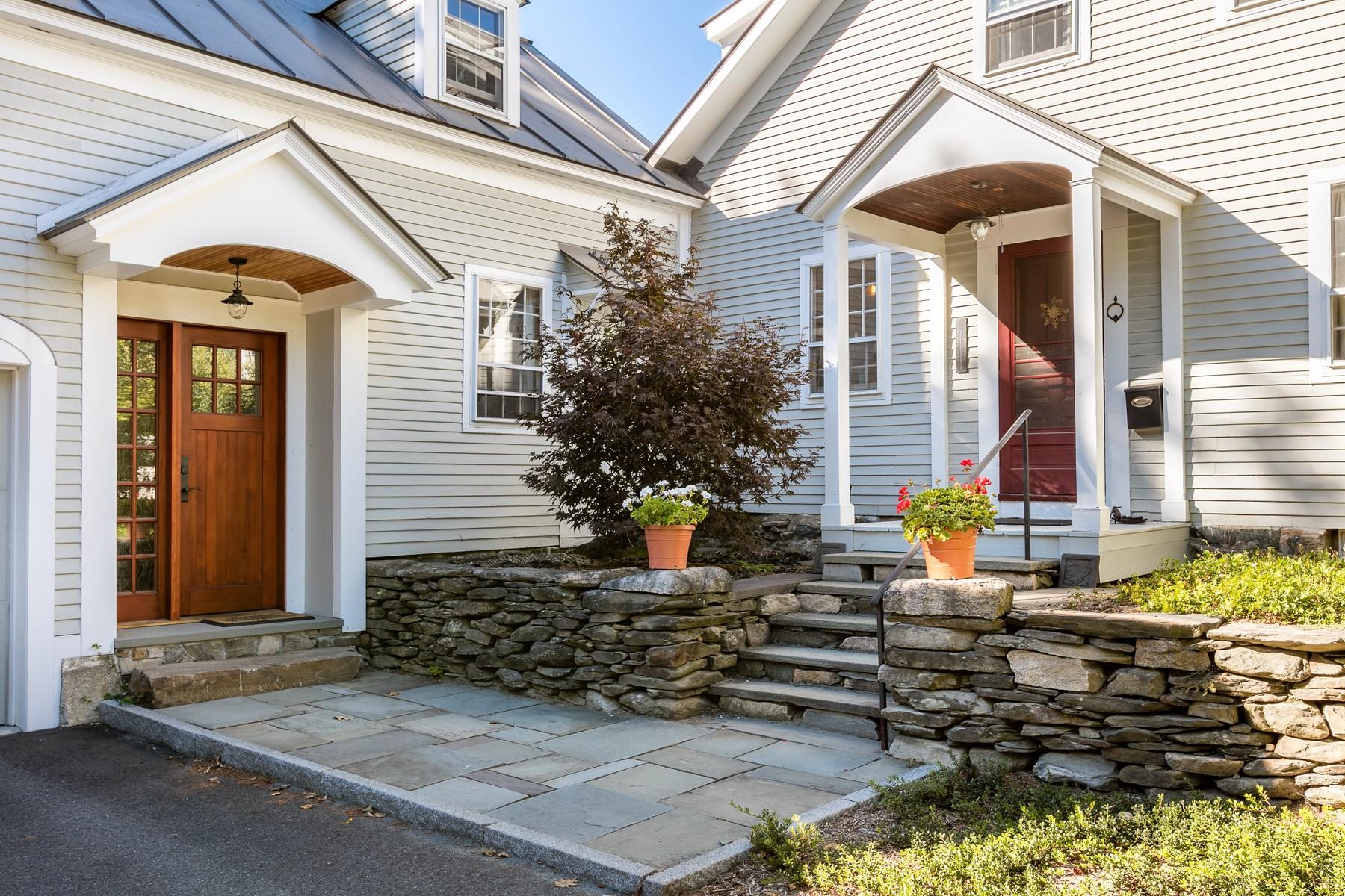 단독 가정 주택 용 매매 에 131 South Main St, Hanover Hanover, 뉴햄프셔, 03755 미국