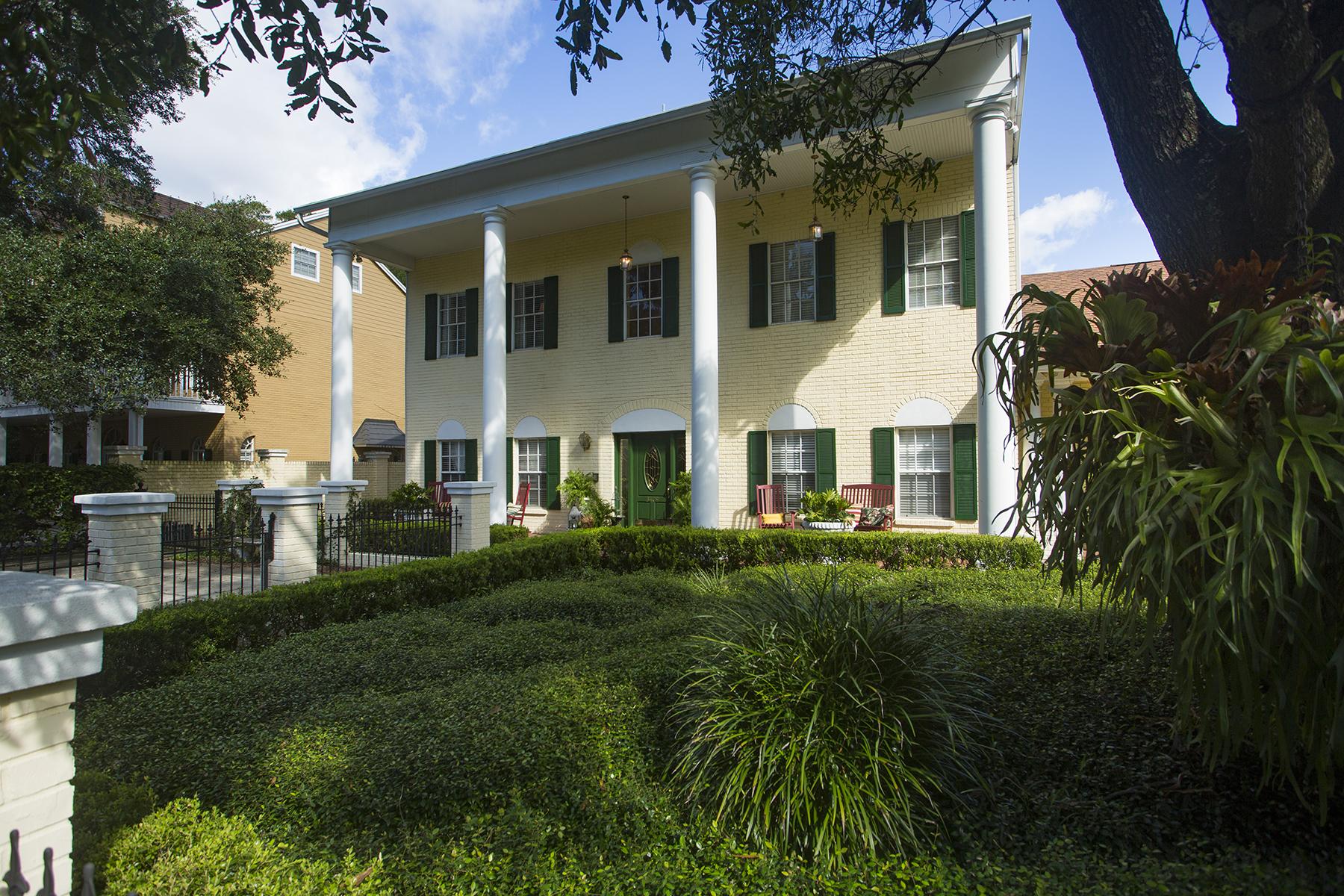 단독 가정 주택 용 매매 에 SOUTH TAMPA 3409 W Mckay Ave Tampa, 플로리다, 33609 미국