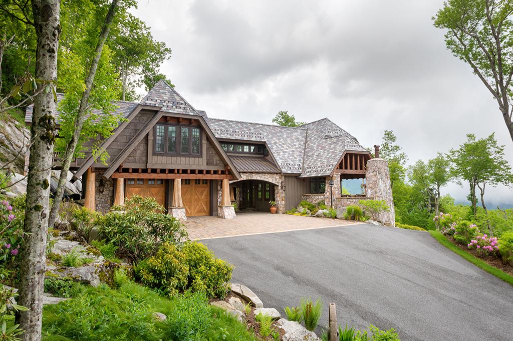 獨棟家庭住宅 為 出售 在 LINVILLE RIDGE 1801 Branlaire Drive 18 Linville, 北卡羅來納州 28646 美國