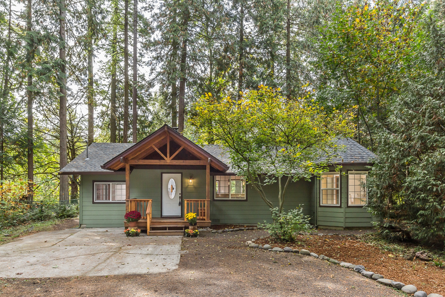 Single Family Home for Sale at 29059 SE WOODS, EAGLE CREEK, OR 29059 SE WOODS Rd Eagle Creek, Oregon 97022 United States