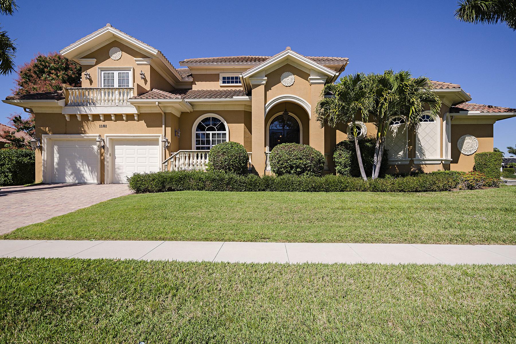 Villa per Vendita alle ore MARCO ISLAND - OSPREY CT 1181 Osprey Ct Marco Island, Florida 34145 Stati Uniti