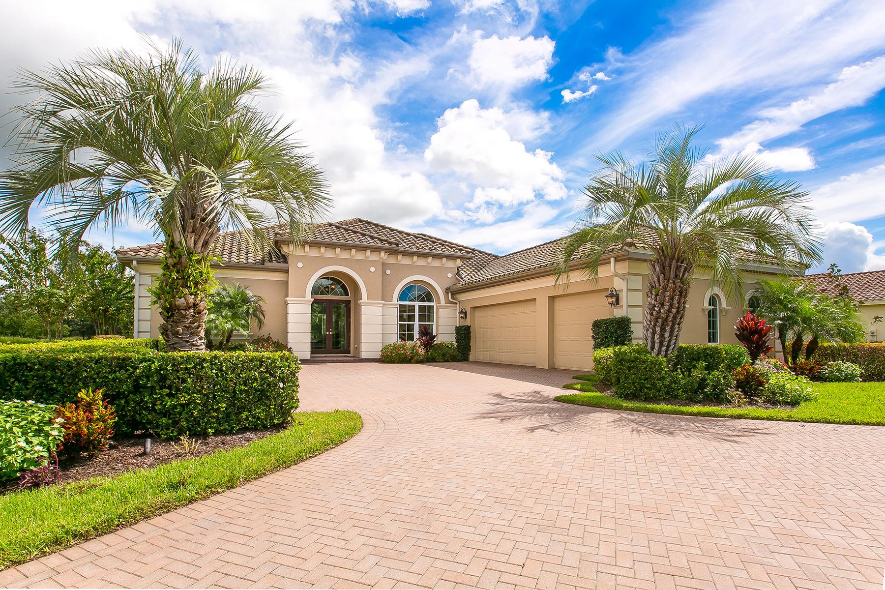 獨棟家庭住宅 為 出售 在 FOUNDERS CLUB 3218 Founders Club Dr Sarasota, 佛羅里達州 34240 美國