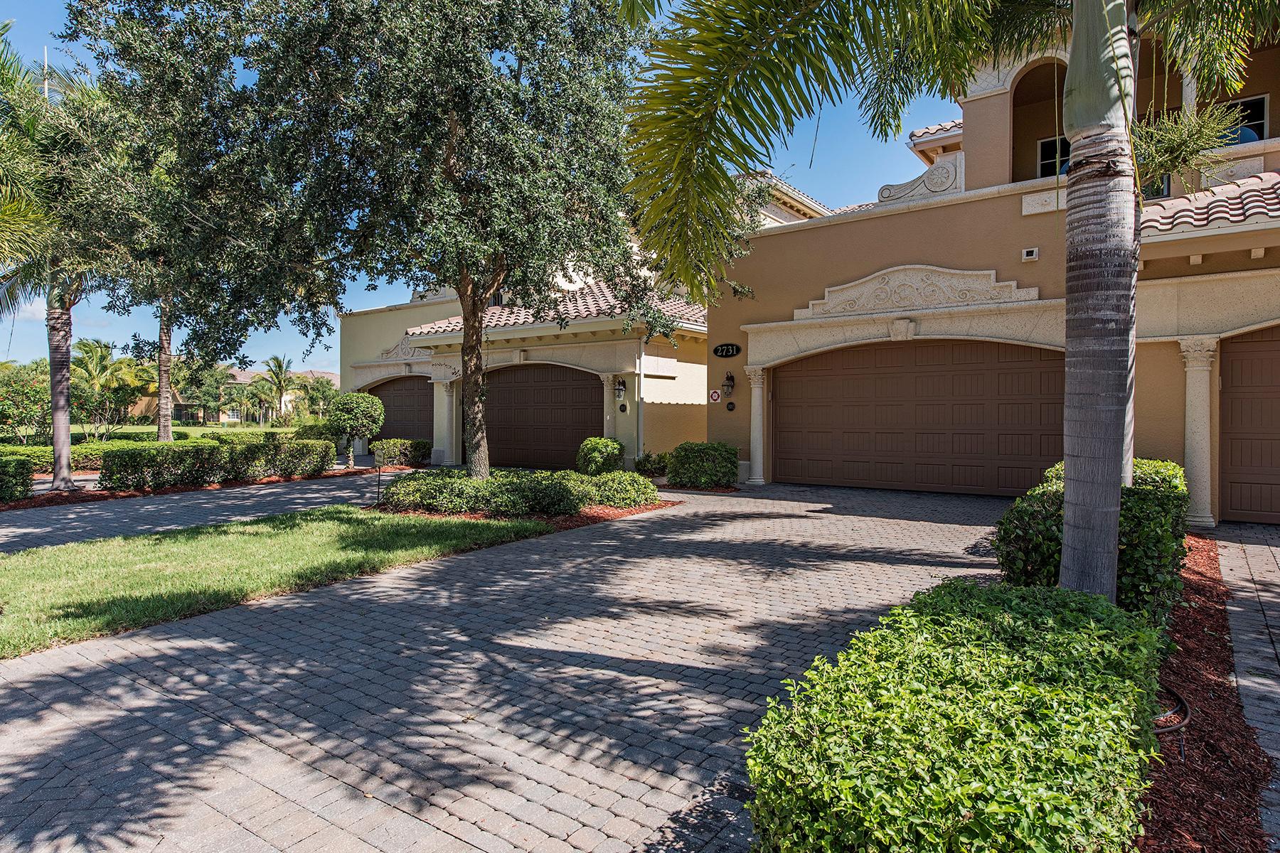 Nhà chung cư vì Bán tại FIDDLER'S CREEK - CALLISTA 2731 Aviamar Cir 202 Naples, Florida 34114 Hoa Kỳ