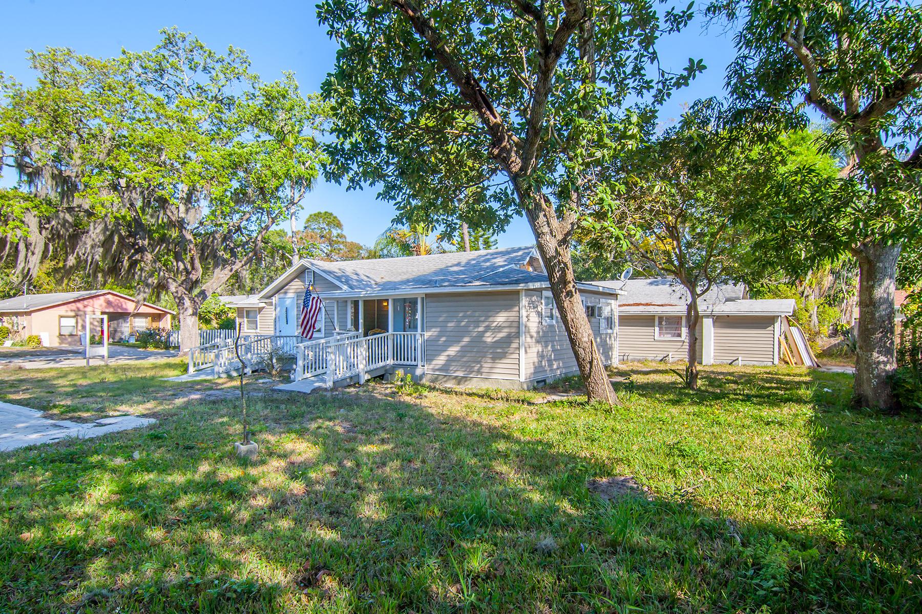 Multi-Family Home for Sale at BRADENTON 1329 11th St W Bradenton, Florida 34205 United States