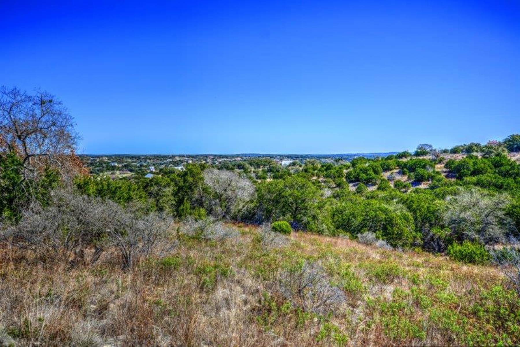 Terreno por un Venta en Pivacy and Far Away Hill Views 221 Starling Pass Spring Branch, Texas 78070 Estados Unidos